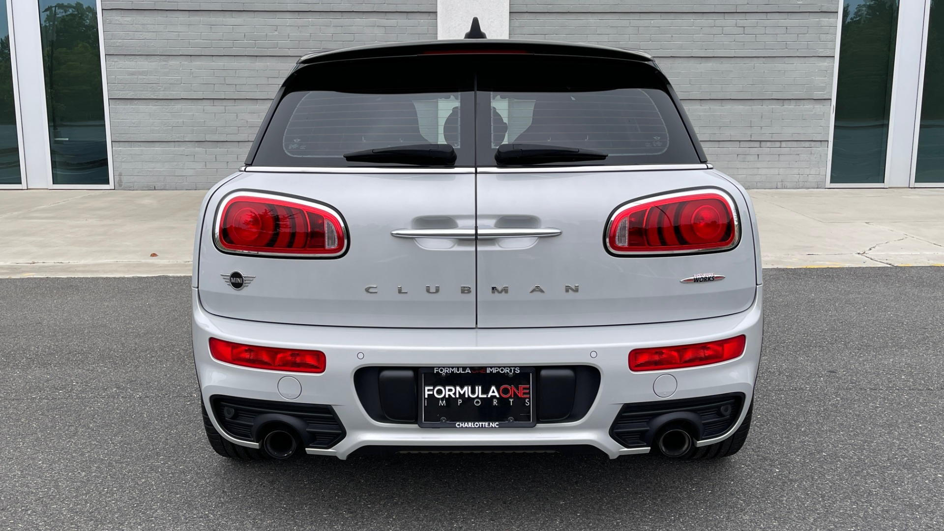 Used 2019 MINI CLUBMAN JOHN COOPER WORKS ALL4 / AUTO / PREMIUM / NAV / DRVR ASST for sale $35,995 at Formula Imports in Charlotte NC 28227 22
