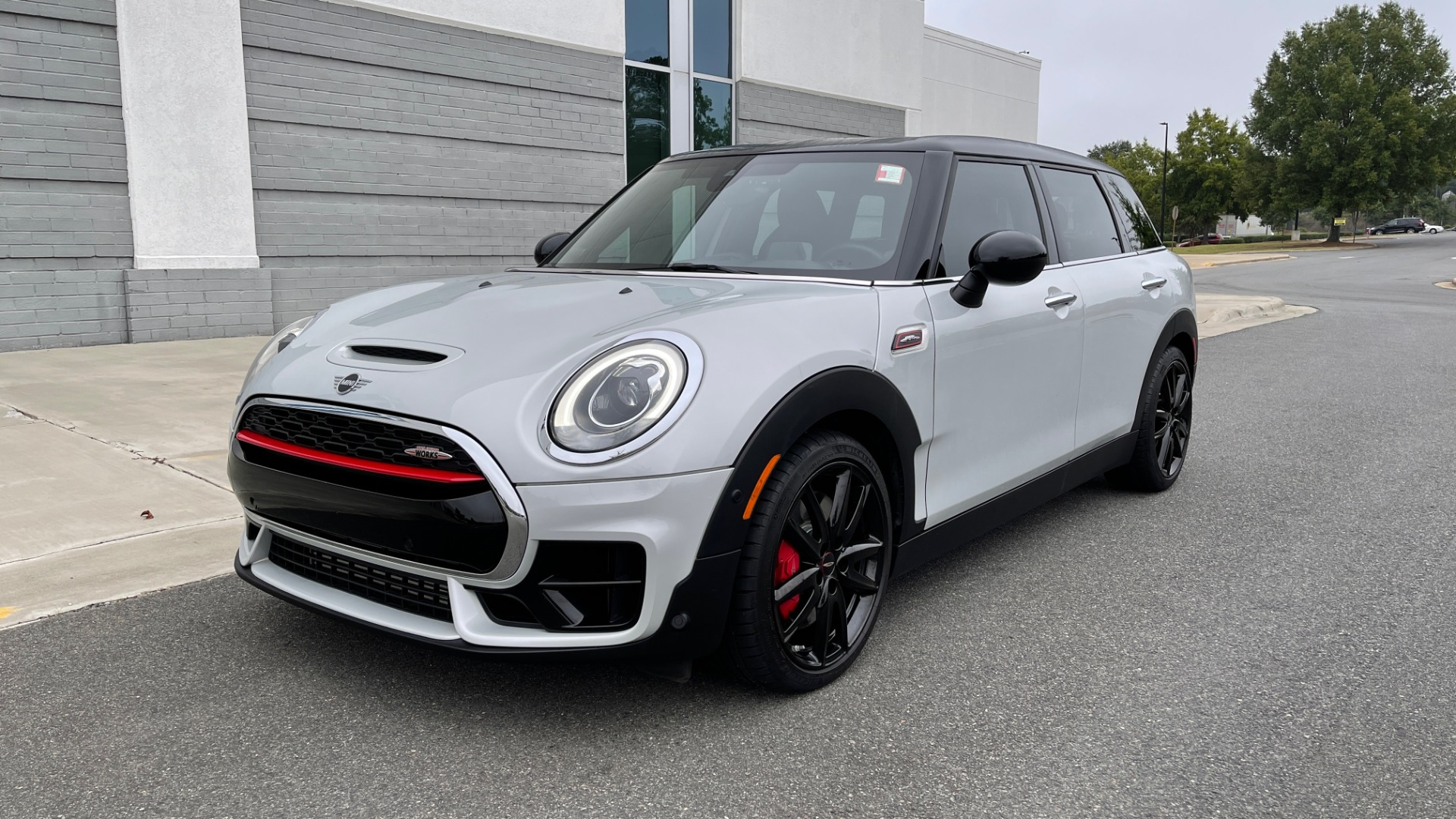 Used 2019 MINI CLUBMAN JOHN COOPER WORKS ALL4 / AUTO / PREMIUM / NAV / DRVR ASST for sale $35,995 at Formula Imports in Charlotte NC 28227 3