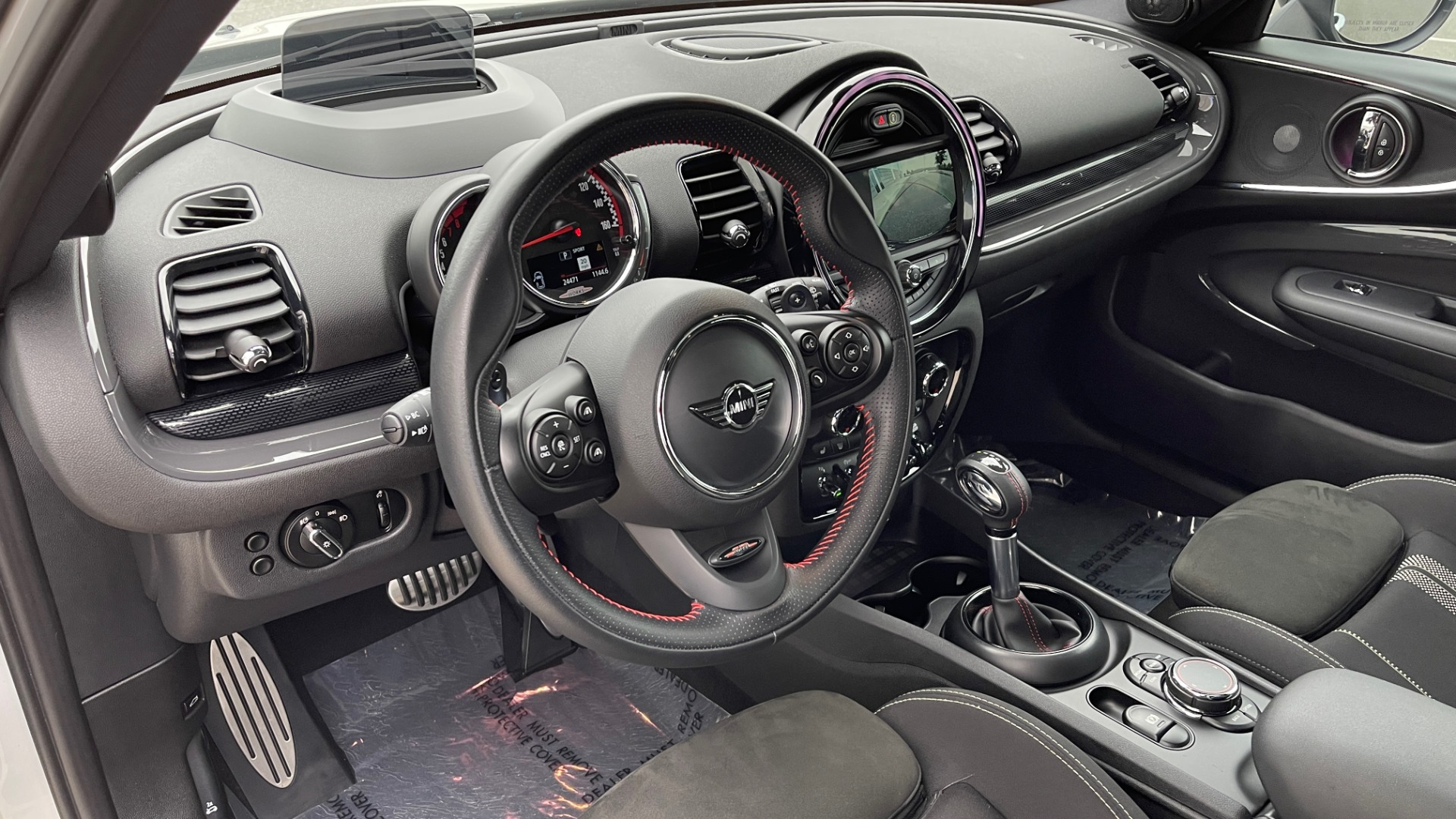 Used 2019 MINI CLUBMAN JOHN COOPER WORKS ALL4 / AUTO / PREMIUM / NAV / DRVR ASST for sale $35,995 at Formula Imports in Charlotte NC 28227 30