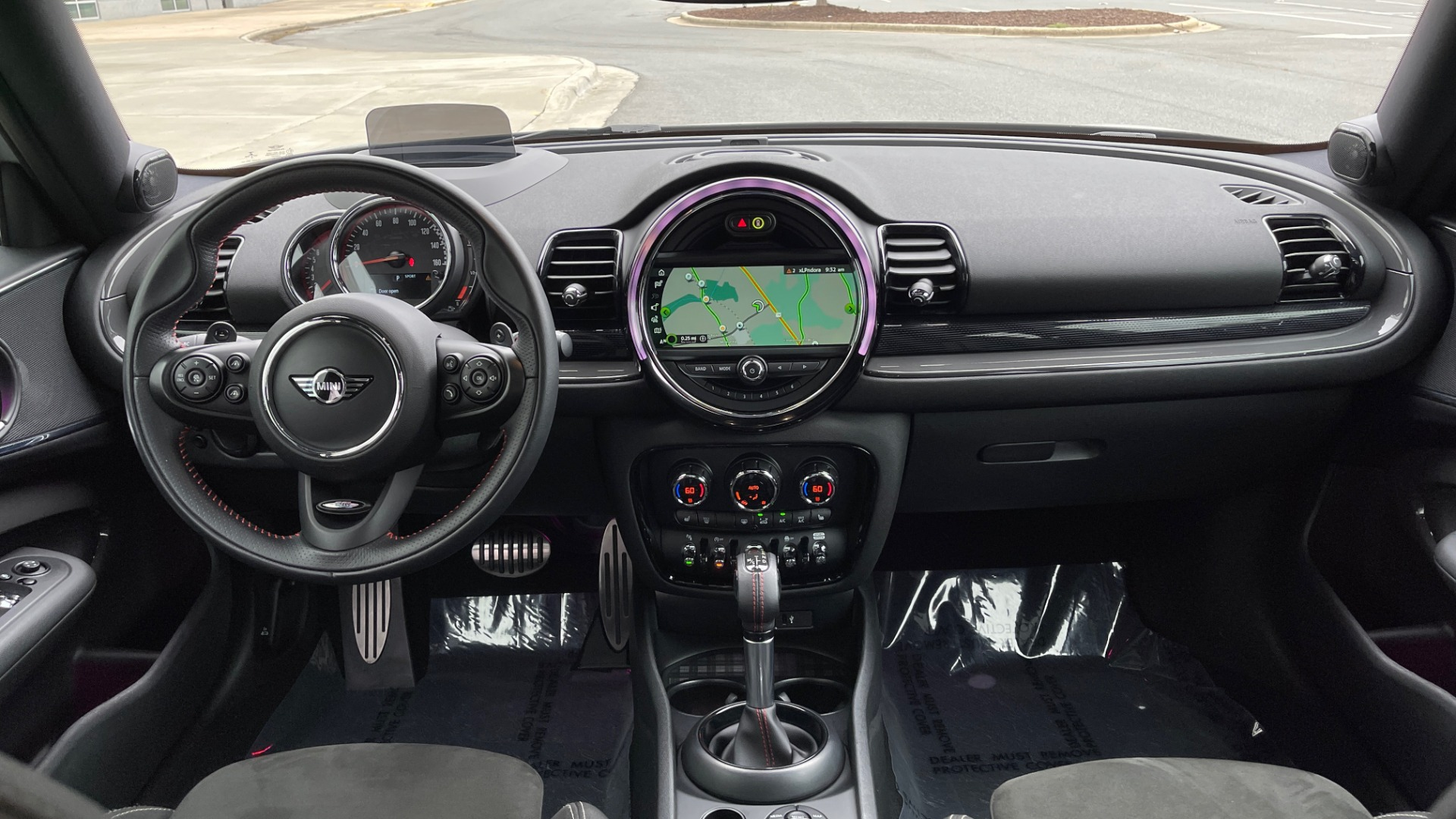 Used 2019 MINI CLUBMAN JOHN COOPER WORKS ALL4 / AUTO / PREMIUM / NAV / DRVR ASST for sale $35,995 at Formula Imports in Charlotte NC 28227 54