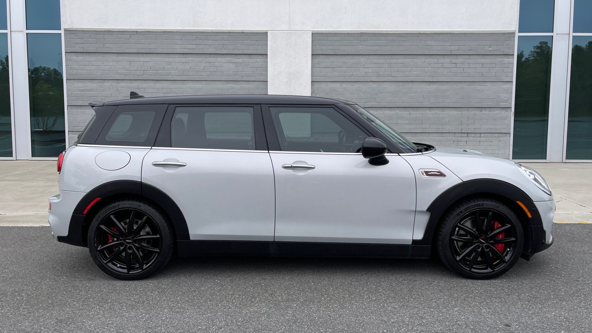 Used 2019 MINI CLUBMAN JOHN COOPER WORKS ALL4 / AUTO / PREMIUM / NAV / DRVR ASST for sale $35,995 at Formula Imports in Charlotte NC 28227 7