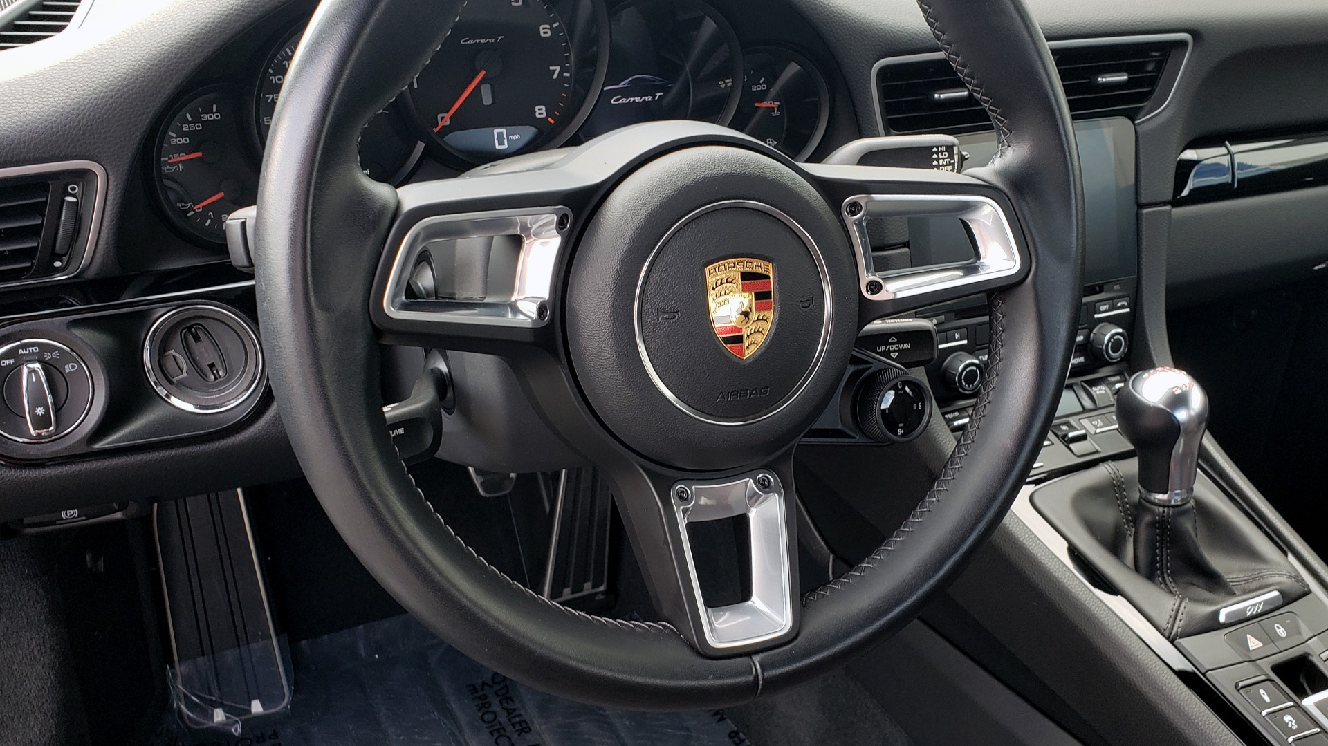 Used 2019 Porsche 911 CARRERA T / 3.0L H6 / MANUAL / PREMIUM / NAV / BOSE / SUNROOF / REARVIEW for sale $117,000 at Formula Imports in Charlotte NC 28227 21