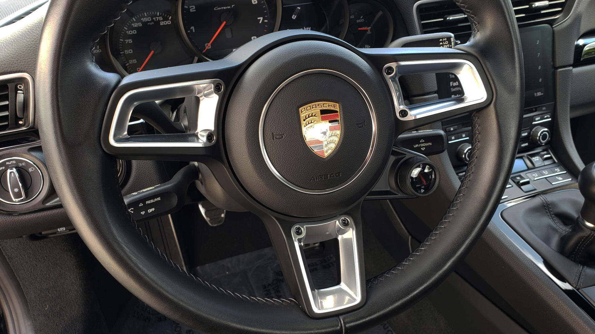 Used 2019 Porsche 911 CARRERA T / 3.0L H6 / MANUAL / PREMIUM / NAV / BOSE / SUNROOF / REARVIEW for sale $117,000 at Formula Imports in Charlotte NC 28227 49