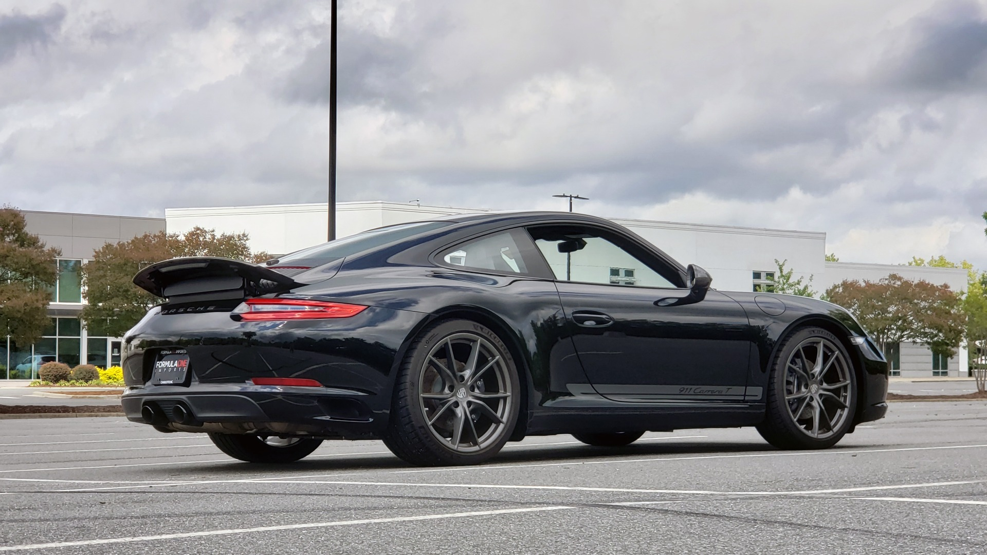 Used 2019 Porsche 911 CARRERA T / 3.0L H6 / MANUAL / PREMIUM / NAV / BOSE / SUNROOF / REARVIEW for sale $117,000 at Formula Imports in Charlotte NC 28227 78