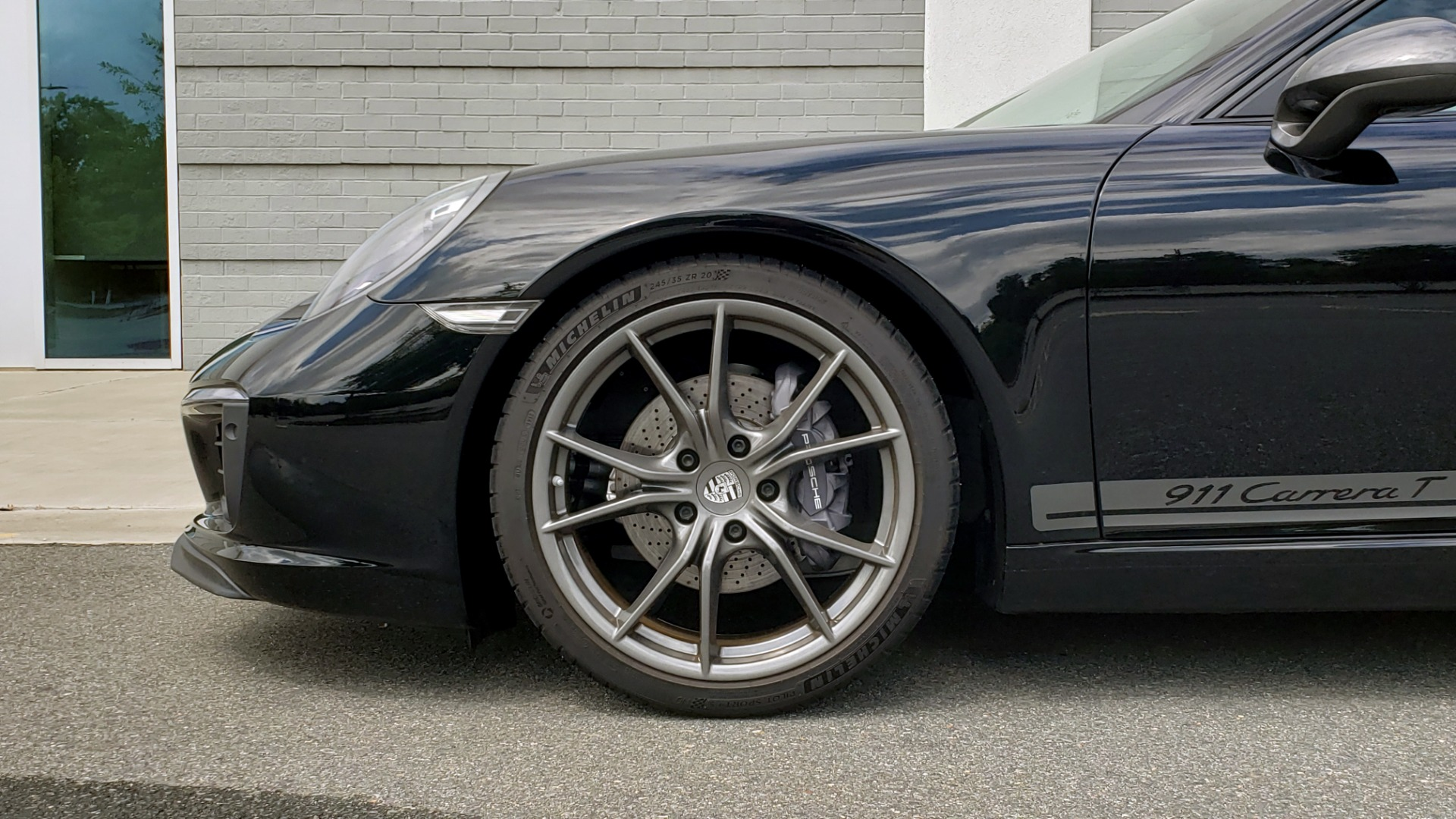 Used 2019 Porsche 911 CARRERA T / 3.0L H6 / MANUAL / PREMIUM / NAV / BOSE / SUNROOF / REARVIEW for sale $117,000 at Formula Imports in Charlotte NC 28227 80