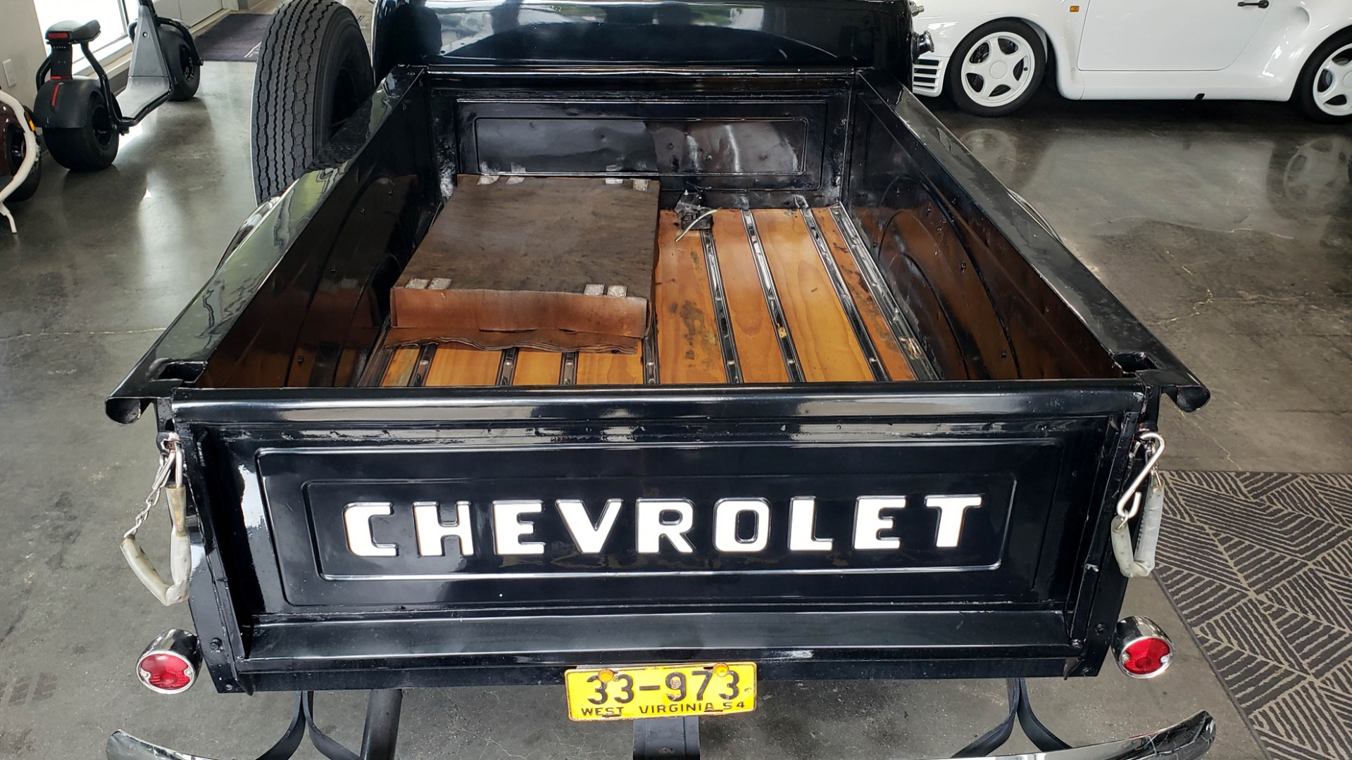 Used 1954 Chevrolet 3100 PICK-UP TRUCK / HALF-TON / IN-LINE-6 CYLINDER / 3-SPEED MANUAL / CLASSIC for sale $26,999 at Formula Imports in Charlotte NC 28227 10