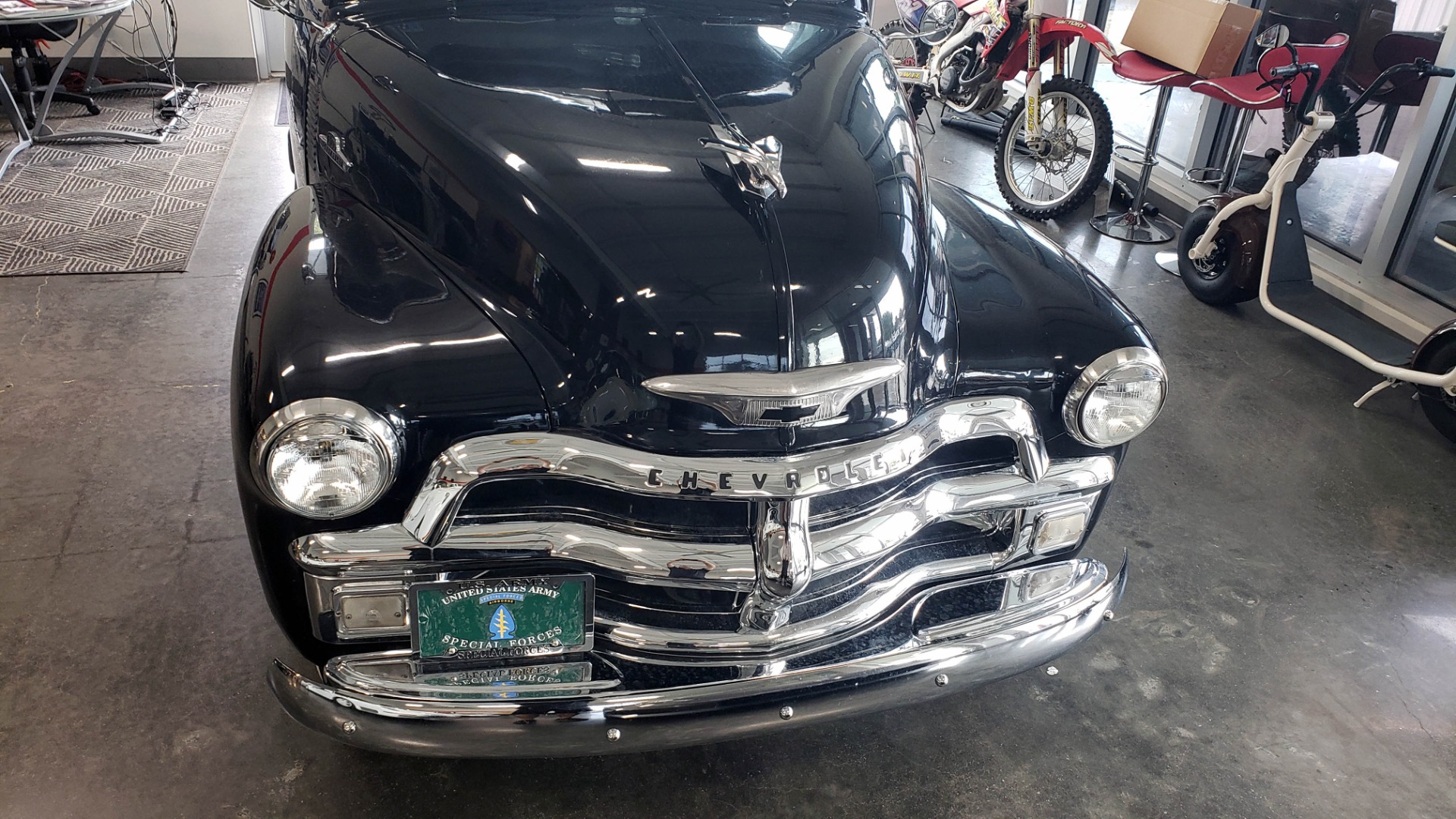 Used 1954 Chevrolet 3100 PICK-UP TRUCK / HALF-TON / IN-LINE-6 CYLINDER / 3-SPEED MANUAL / CLASSIC for sale $26,999 at Formula Imports in Charlotte NC 28227 34