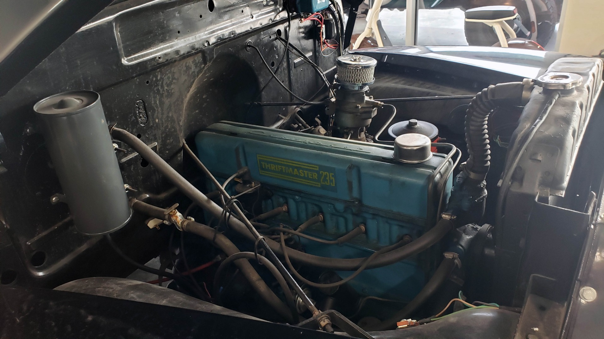 Used 1954 Chevrolet 3100 PICK-UP TRUCK / HALF-TON / IN-LINE-6 CYLINDER / 3-SPEED MANUAL / CLASSIC for sale $26,999 at Formula Imports in Charlotte NC 28227 36