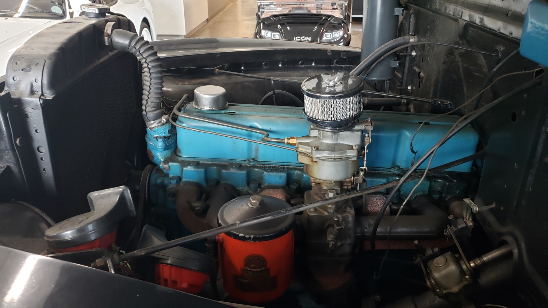 Used 1954 Chevrolet 3100 PICK-UP TRUCK / HALF-TON / IN-LINE-6 CYLINDER / 3-SPEED MANUAL / CLASSIC for sale $26,999 at Formula Imports in Charlotte NC 28227 39