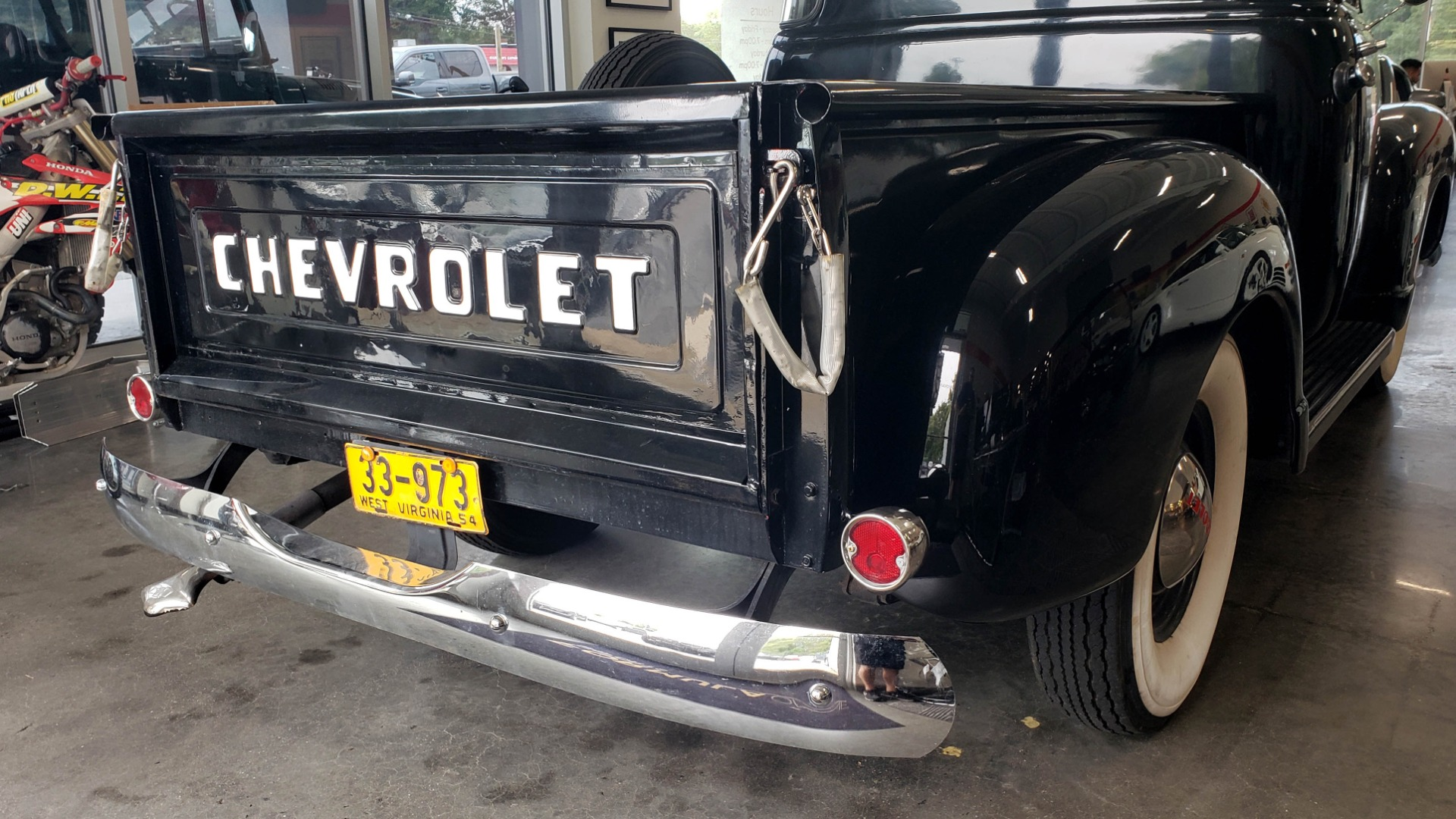 Used 1954 Chevrolet 3100 PICK-UP TRUCK / HALF-TON / IN-LINE-6 CYLINDER / 3-SPEED MANUAL / CLASSIC for sale $26,999 at Formula Imports in Charlotte NC 28227 9