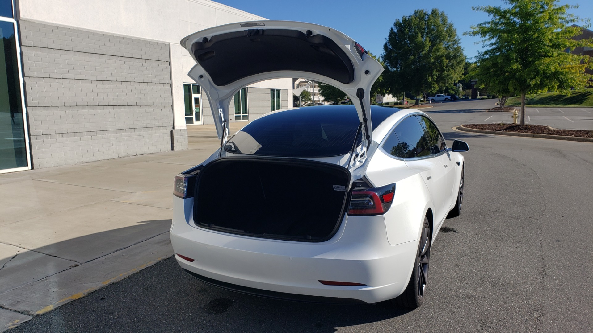 Used 2020 Tesla MODEL 3 PERFORMANCE / AWD / NAV / DUAL-SUNROOF / RERVIEW for sale Sold at Formula Imports in Charlotte NC 28227 20