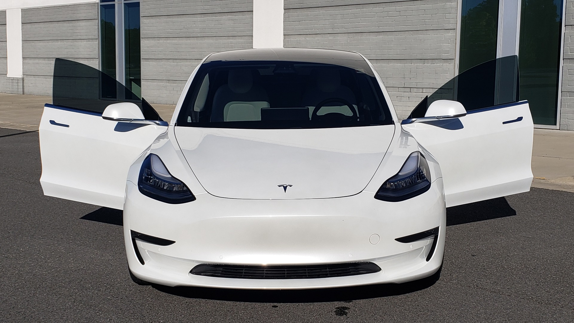Used 2020 Tesla MODEL 3 PERFORMANCE / AWD / NAV / DUAL-SUNROOF / RERVIEW for sale Sold at Formula Imports in Charlotte NC 28227 23