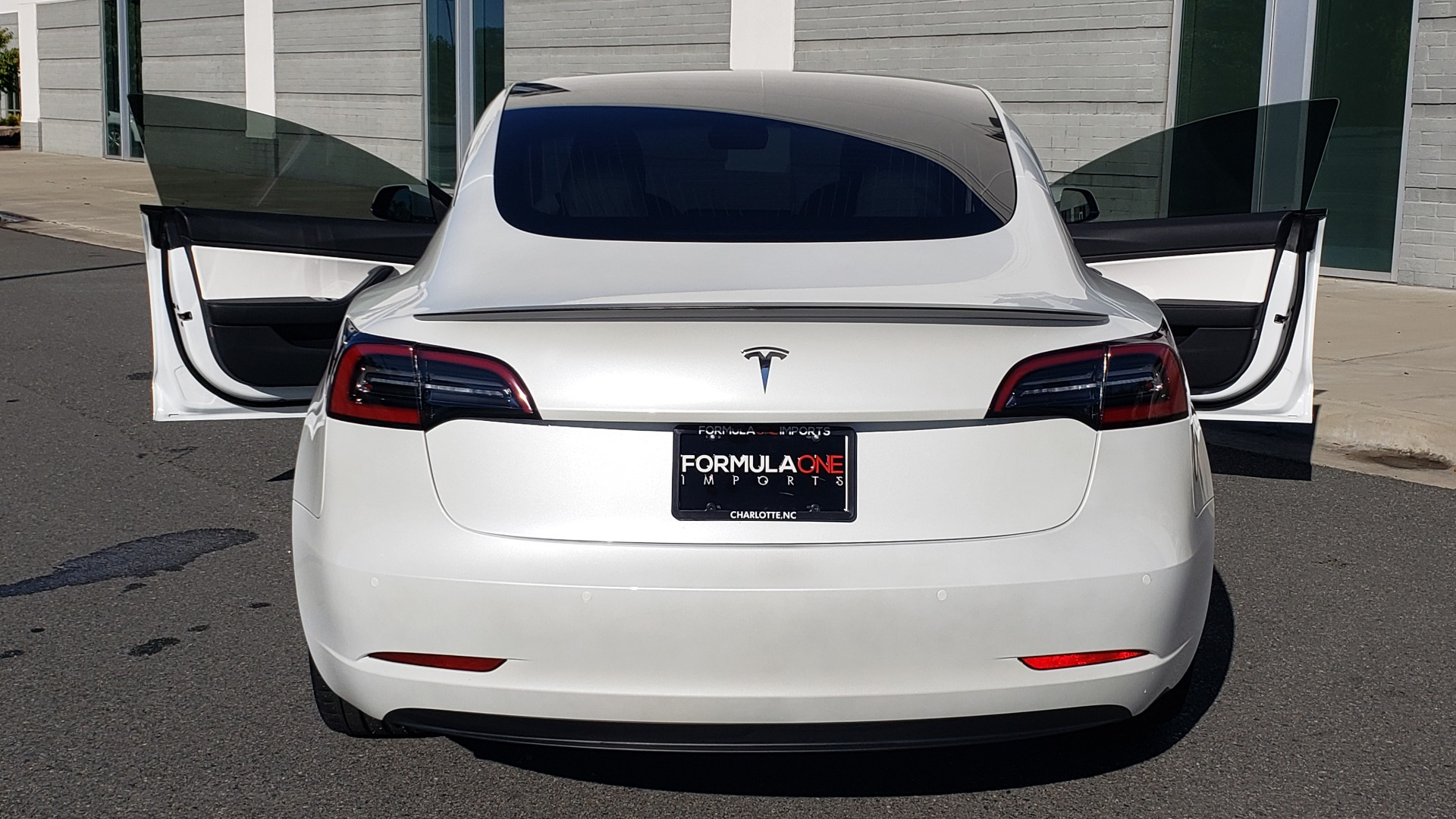 Used 2020 Tesla MODEL 3 PERFORMANCE / AWD / NAV / DUAL-SUNROOF / RERVIEW for sale Sold at Formula Imports in Charlotte NC 28227 31