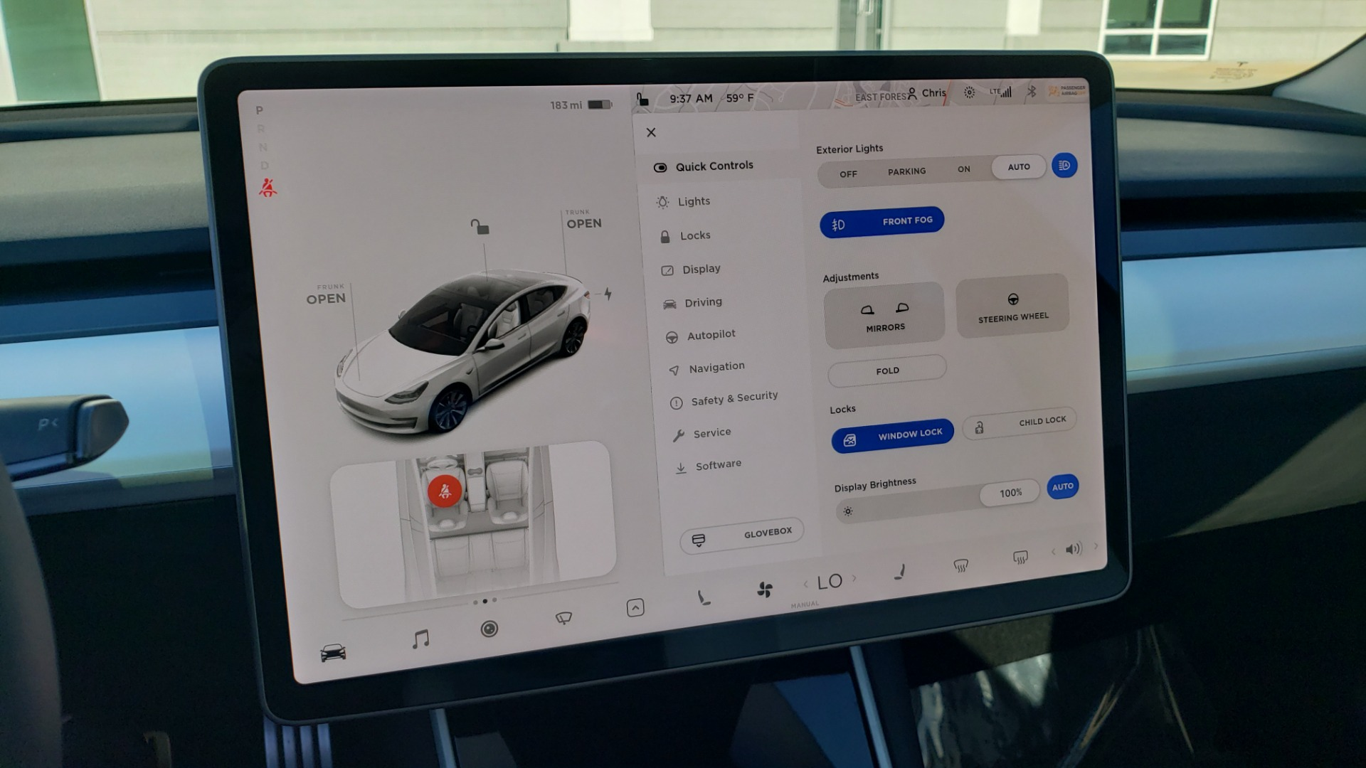 Used 2020 Tesla MODEL 3 PERFORMANCE / AWD / NAV / DUAL-SUNROOF / RERVIEW for sale Sold at Formula Imports in Charlotte NC 28227 42