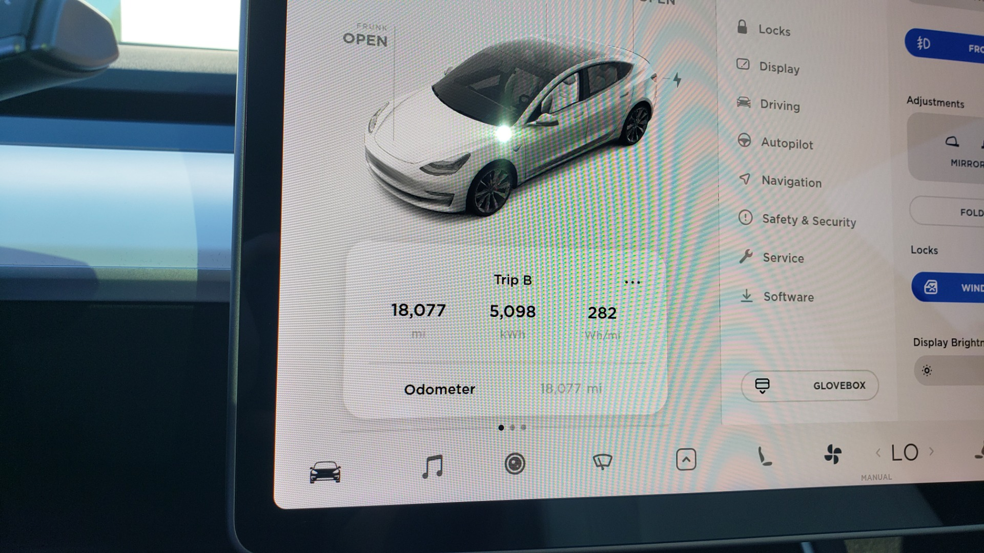 Used 2020 Tesla MODEL 3 PERFORMANCE / AWD / NAV / DUAL-SUNROOF / RERVIEW for sale Sold at Formula Imports in Charlotte NC 28227 47