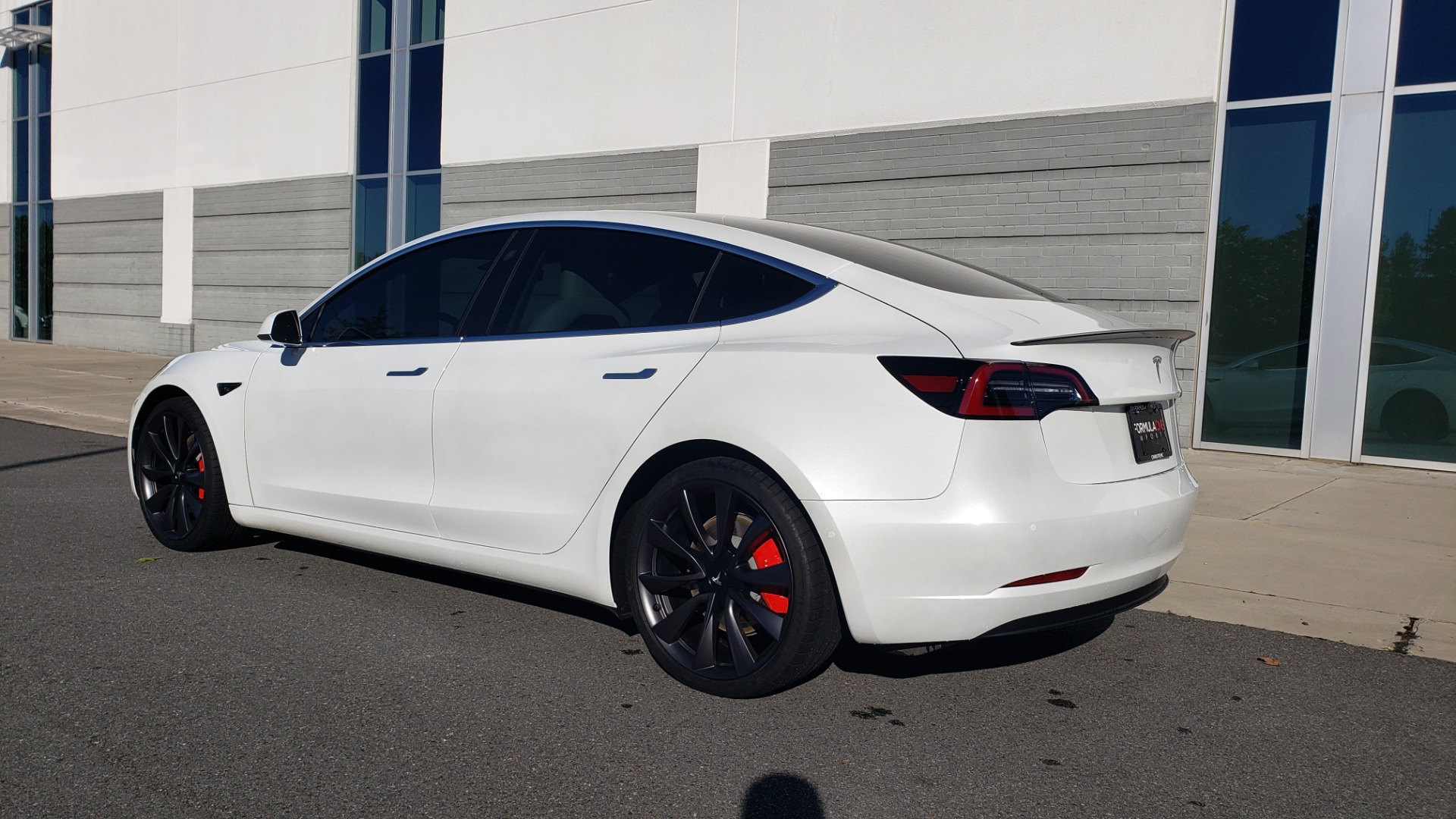 Used 2020 Tesla MODEL 3 PERFORMANCE / AWD / NAV / DUAL-SUNROOF / RERVIEW for sale Sold at Formula Imports in Charlotte NC 28227 6