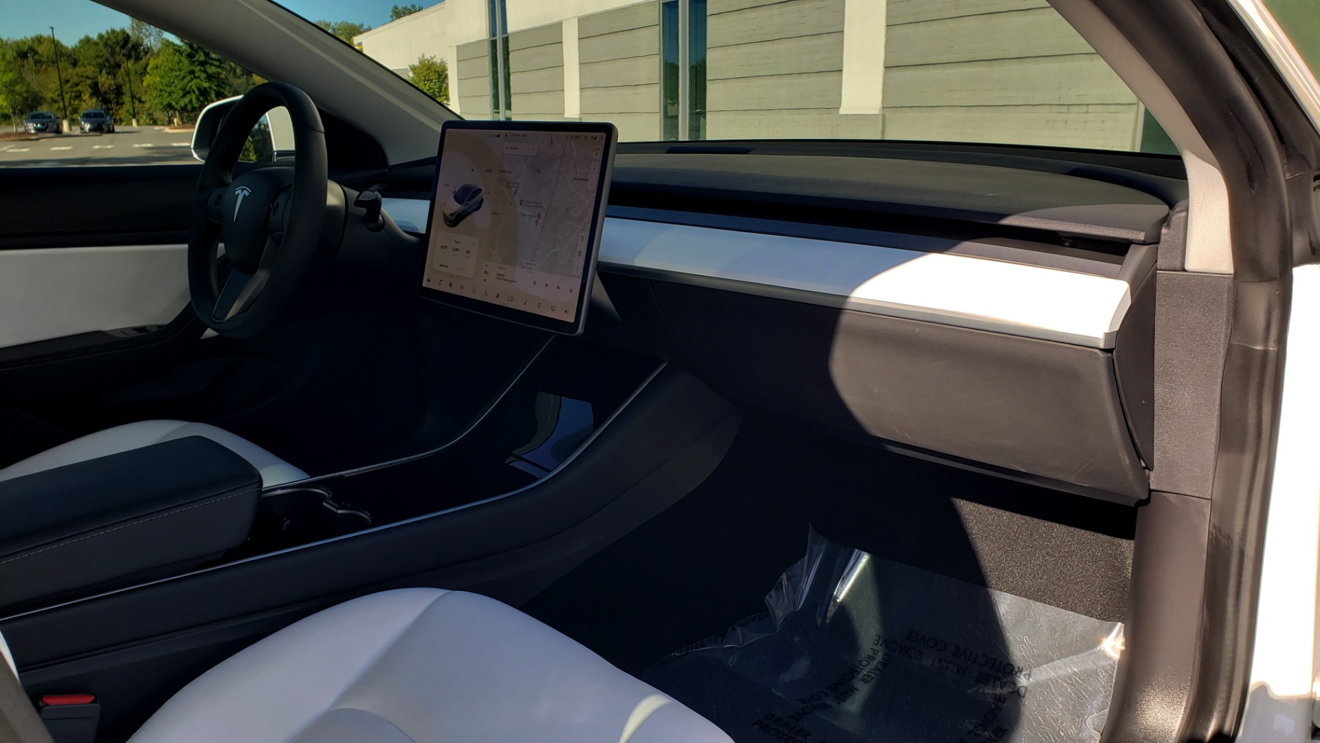 Used 2020 Tesla MODEL 3 PERFORMANCE / AWD / NAV / DUAL-SUNROOF / RERVIEW for sale Sold at Formula Imports in Charlotte NC 28227 60
