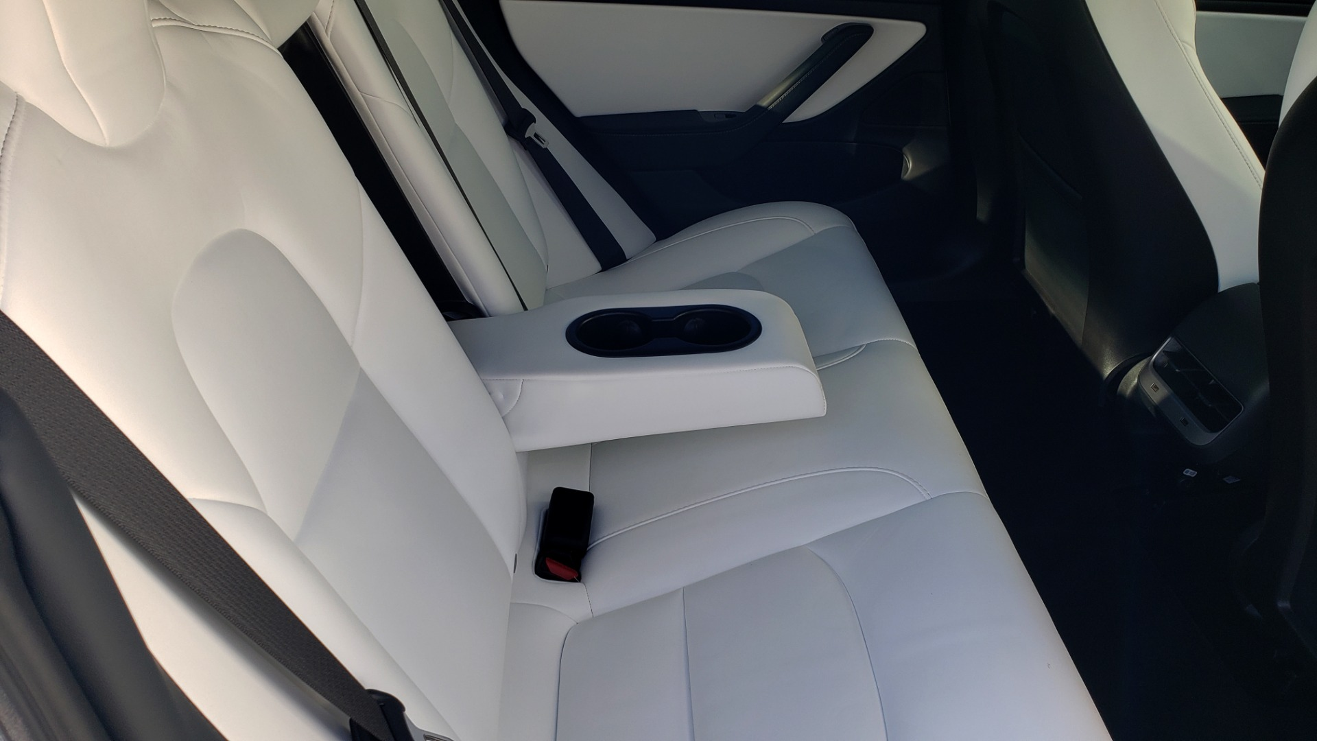 Used 2020 Tesla MODEL 3 PERFORMANCE / AWD / NAV / DUAL-SUNROOF / RERVIEW for sale Sold at Formula Imports in Charlotte NC 28227 63