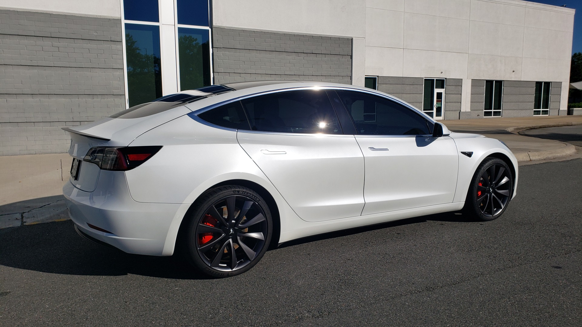 Used 2020 Tesla MODEL 3 PERFORMANCE / AWD / NAV / DUAL-SUNROOF / RERVIEW for sale Sold at Formula Imports in Charlotte NC 28227 7