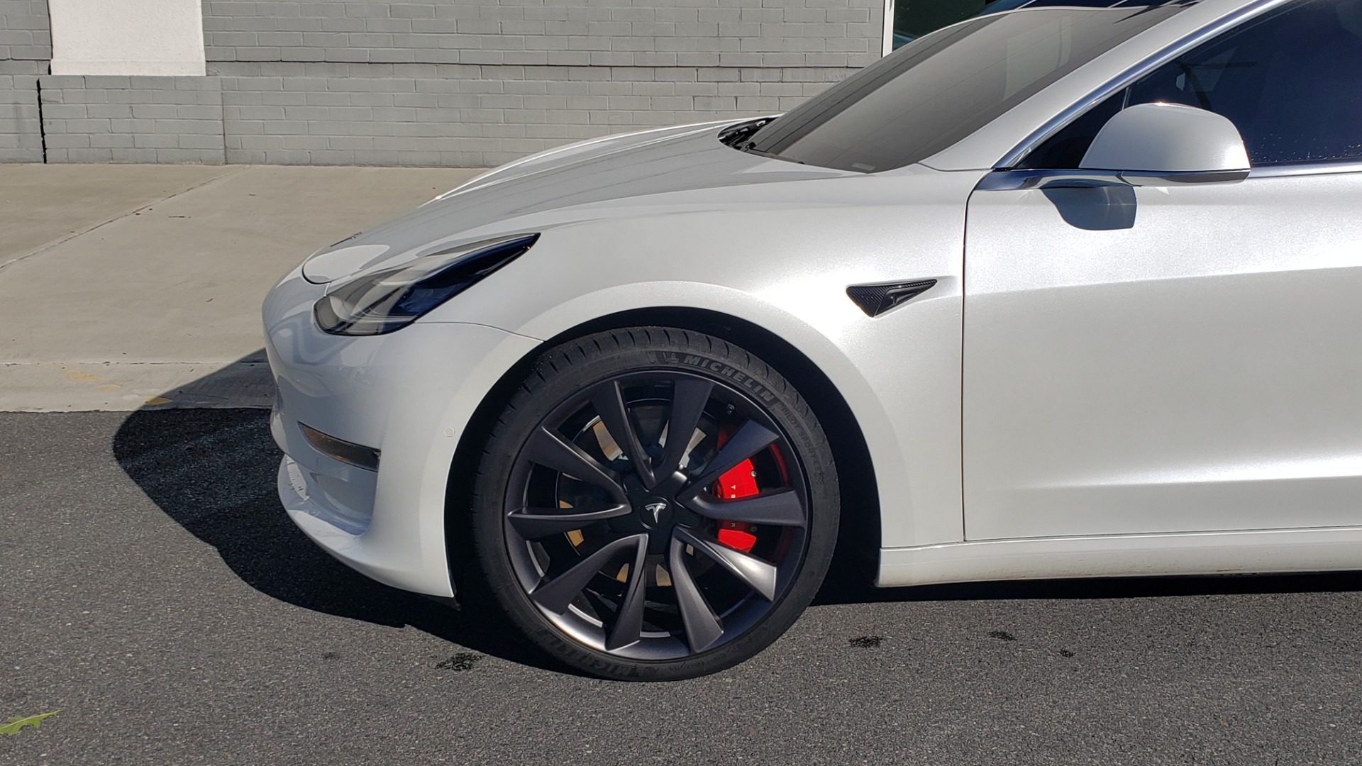 Used 2020 Tesla MODEL 3 PERFORMANCE / AWD / NAV / DUAL-SUNROOF / RERVIEW for sale Sold at Formula Imports in Charlotte NC 28227 71