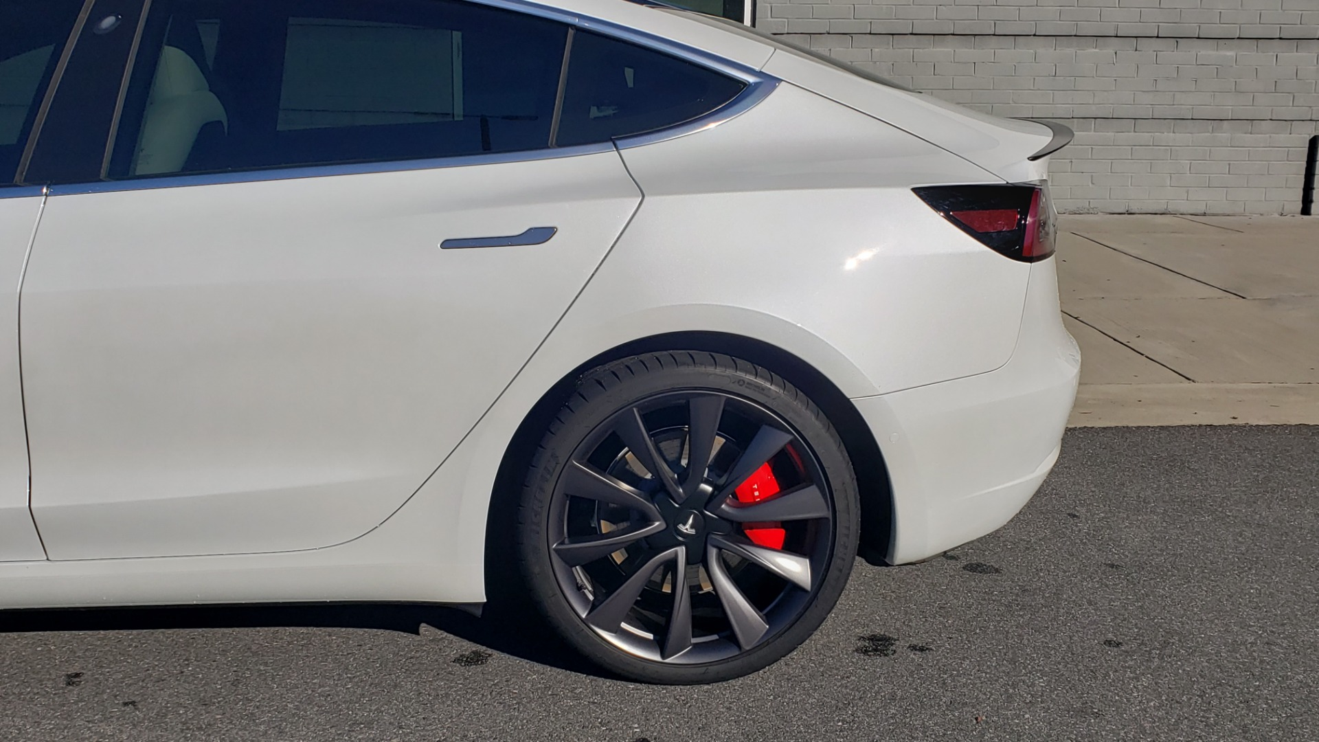 Used 2020 Tesla MODEL 3 PERFORMANCE / AWD / NAV / DUAL-SUNROOF / RERVIEW for sale Sold at Formula Imports in Charlotte NC 28227 72