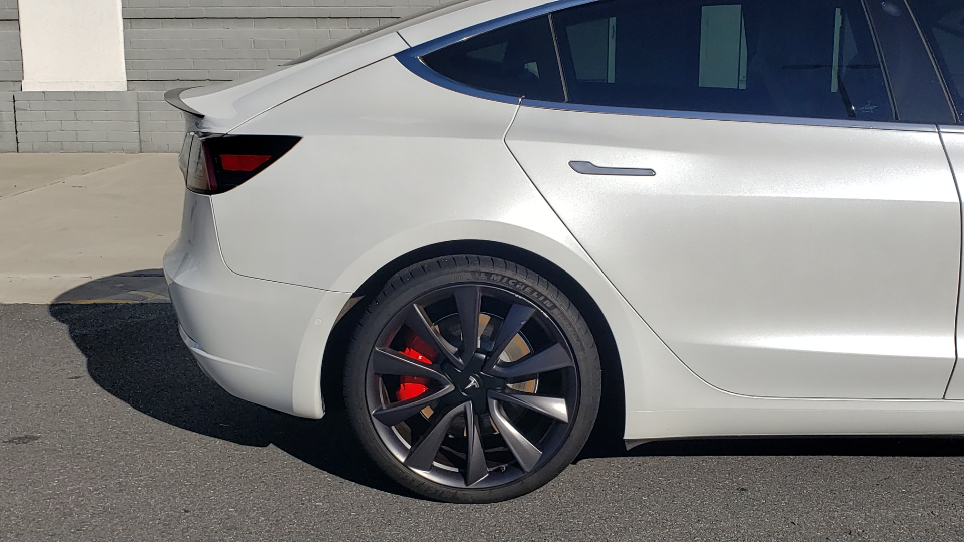 Used 2020 Tesla MODEL 3 PERFORMANCE / AWD / NAV / DUAL-SUNROOF / RERVIEW for sale Sold at Formula Imports in Charlotte NC 28227 73