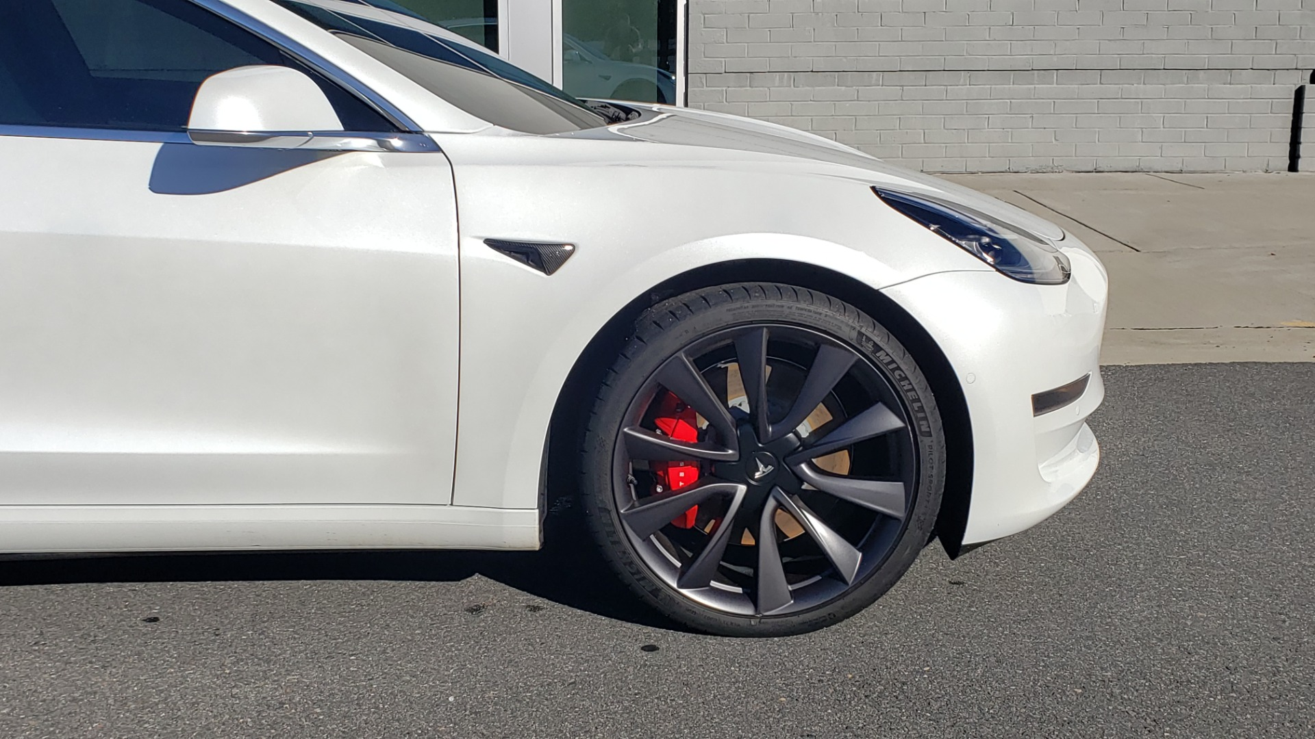 Used 2020 Tesla MODEL 3 PERFORMANCE / AWD / NAV / DUAL-SUNROOF / RERVIEW for sale Sold at Formula Imports in Charlotte NC 28227 74