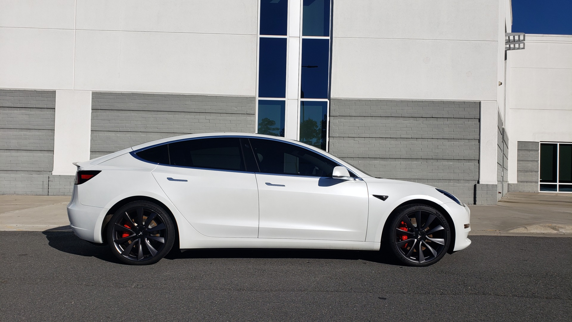 Used 2020 Tesla MODEL 3 PERFORMANCE / AWD / NAV / DUAL-SUNROOF / RERVIEW for sale Sold at Formula Imports in Charlotte NC 28227 8