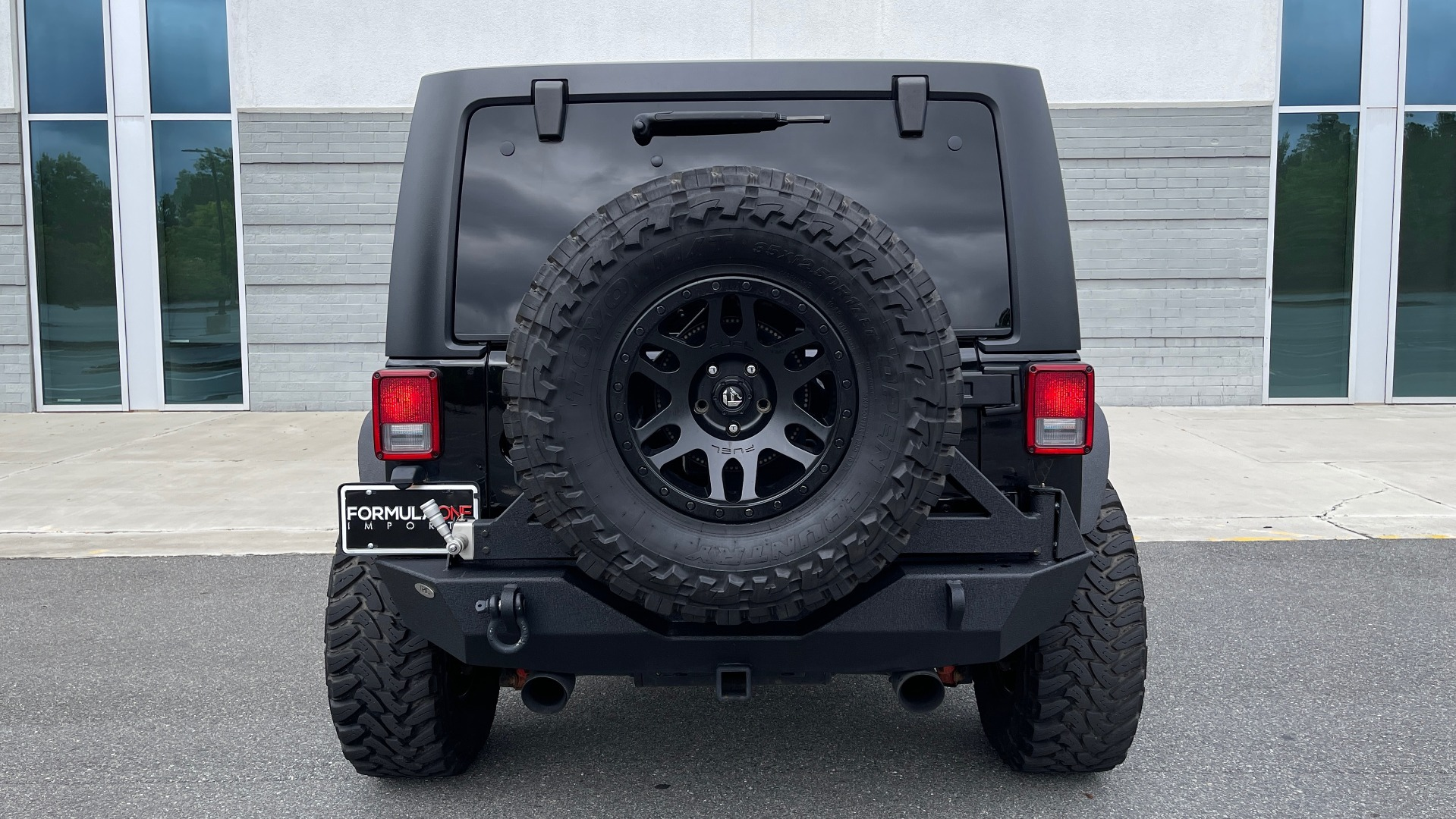Used 2013 Jeep WRANGLER UNLIMITED RUBICON 4X4 / 3.6L V6 / 6-SPD MAN / DUAL-TOP / AIR COND for sale $32,900 at Formula Imports in Charlotte NC 28227 21