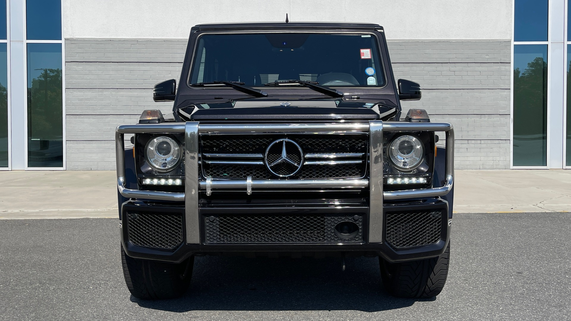 Used 2014 Mercedes-Benz G-CLASS G 63 AMG / DISGNO LEATHER / NAV / SUNROOF / REARVIEW for sale $88,999 at Formula Imports in Charlotte NC 28227 12