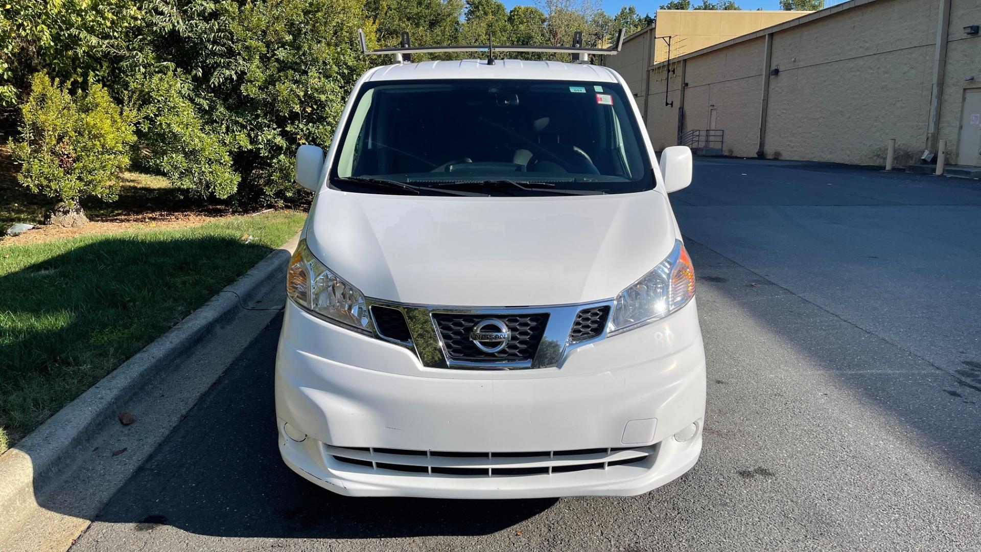 Used 2015 Nissan NV200 SV / WORK VAN / EXTERIOR APPEARANCE PKG / ROOF RACK for sale $16,999 at Formula Imports in Charlotte NC 28227 11
