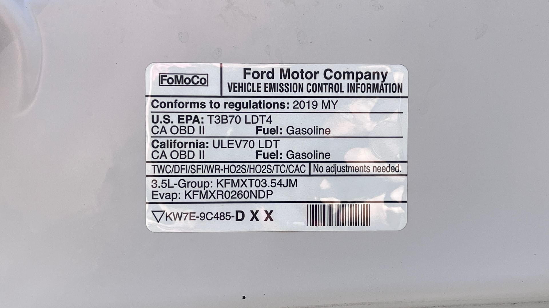 Used 2019 Ford F-150 RAPTOR 4X4 SUPERCREW / NAV / BLIS / B&O SND / REMOTE START / REARVIEW for sale $65,999 at Formula Imports in Charlotte NC 28227 10