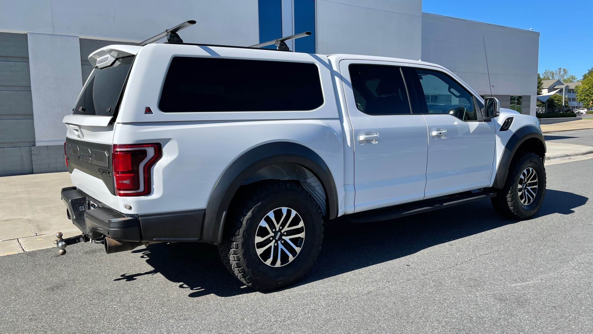 Used 2019 Ford F-150 RAPTOR 4X4 SUPERCREW / NAV / BLIS / B&O SND / REMOTE START / REARVIEW for sale $65,999 at Formula Imports in Charlotte NC 28227 2