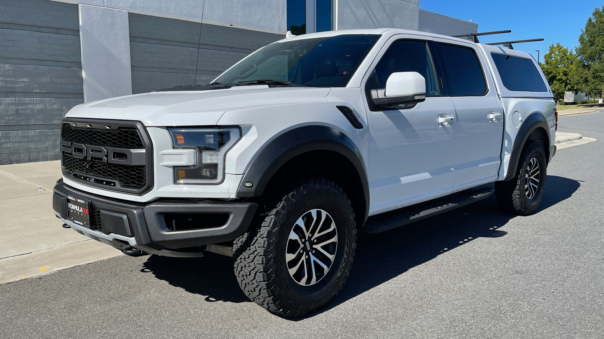 Used 2019 Ford F-150 RAPTOR 4X4 SUPERCREW / NAV / BLIS / B&O SND / REMOTE START / REARVIEW for sale $65,999 at Formula Imports in Charlotte NC 28227 3