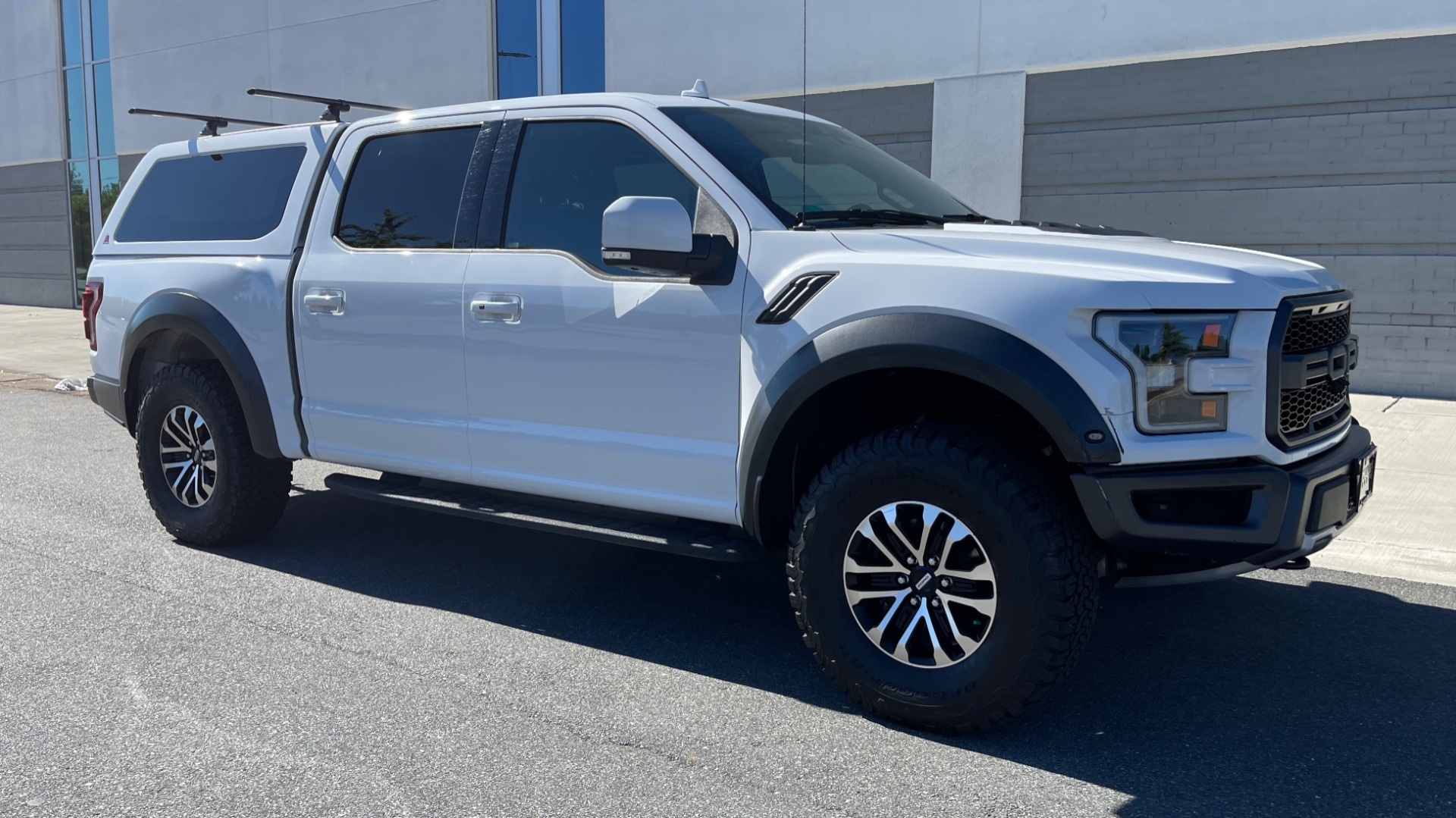 Used 2019 Ford F-150 RAPTOR 4X4 SUPERCREW / NAV / BLIS / B&O SND / REMOTE START / REARVIEW for sale $65,999 at Formula Imports in Charlotte NC 28227 6