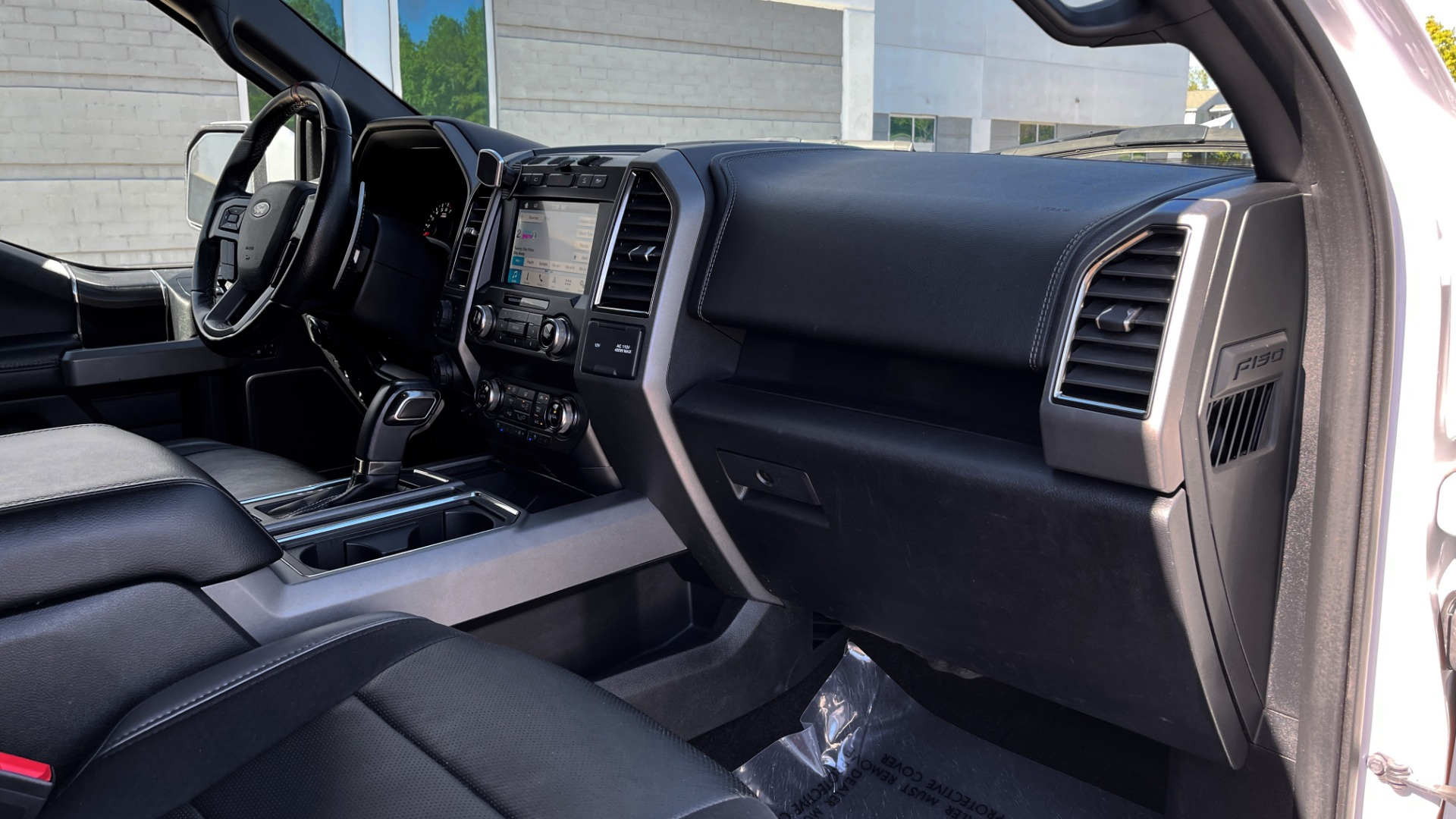 Used 2019 Ford F-150 RAPTOR 4X4 SUPERCREW / NAV / BLIS / B&O SND / REMOTE START / REARVIEW for sale $65,999 at Formula Imports in Charlotte NC 28227 69