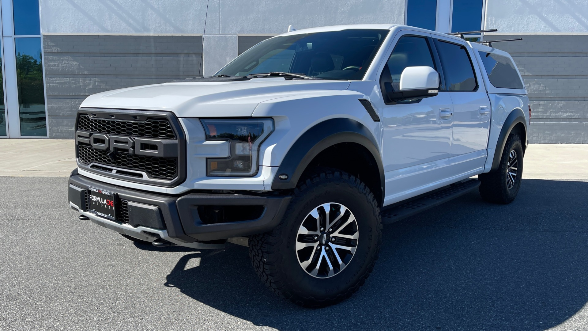 Used 2019 Ford F-150 RAPTOR 4X4 SUPERCREW / NAV / BLIS / B&O SND / REMOTE START / REARVIEW for sale $65,999 at Formula Imports in Charlotte NC 28227 1