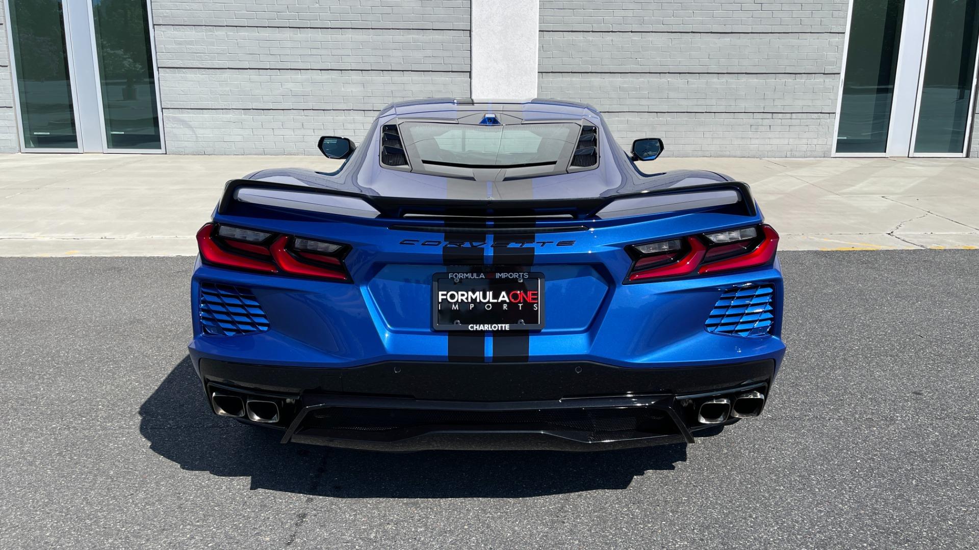 Used 2021 Chevrolet CORVETTE STINGRAY 3LT COUPE / 8-SPD / PERF PKG / NAV / BOSE / REARVIEW for sale $110,995 at Formula Imports in Charlotte NC 28227 13