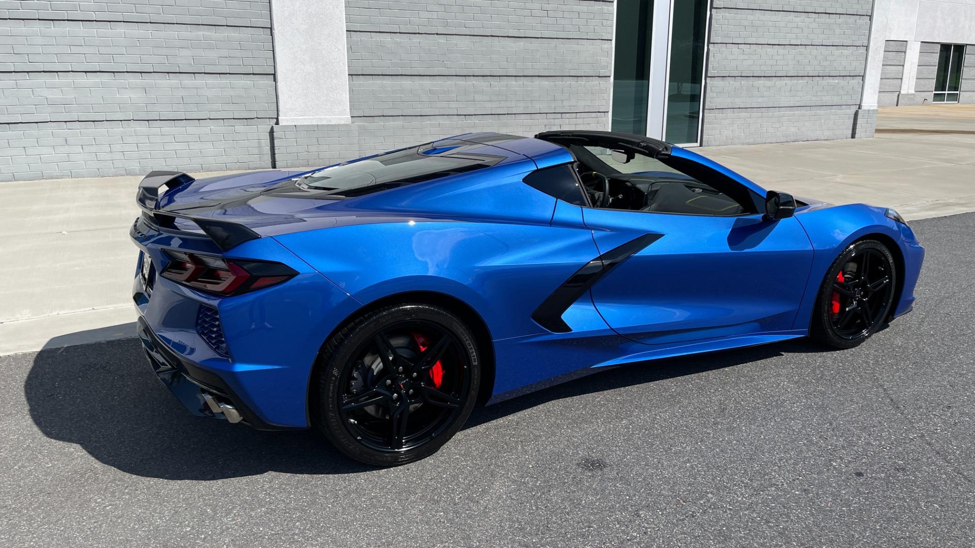 Used 2021 Chevrolet CORVETTE STINGRAY 3LT COUPE / 8-SPD / PERF PKG / NAV / BOSE / REARVIEW for sale $110,995 at Formula Imports in Charlotte NC 28227 16