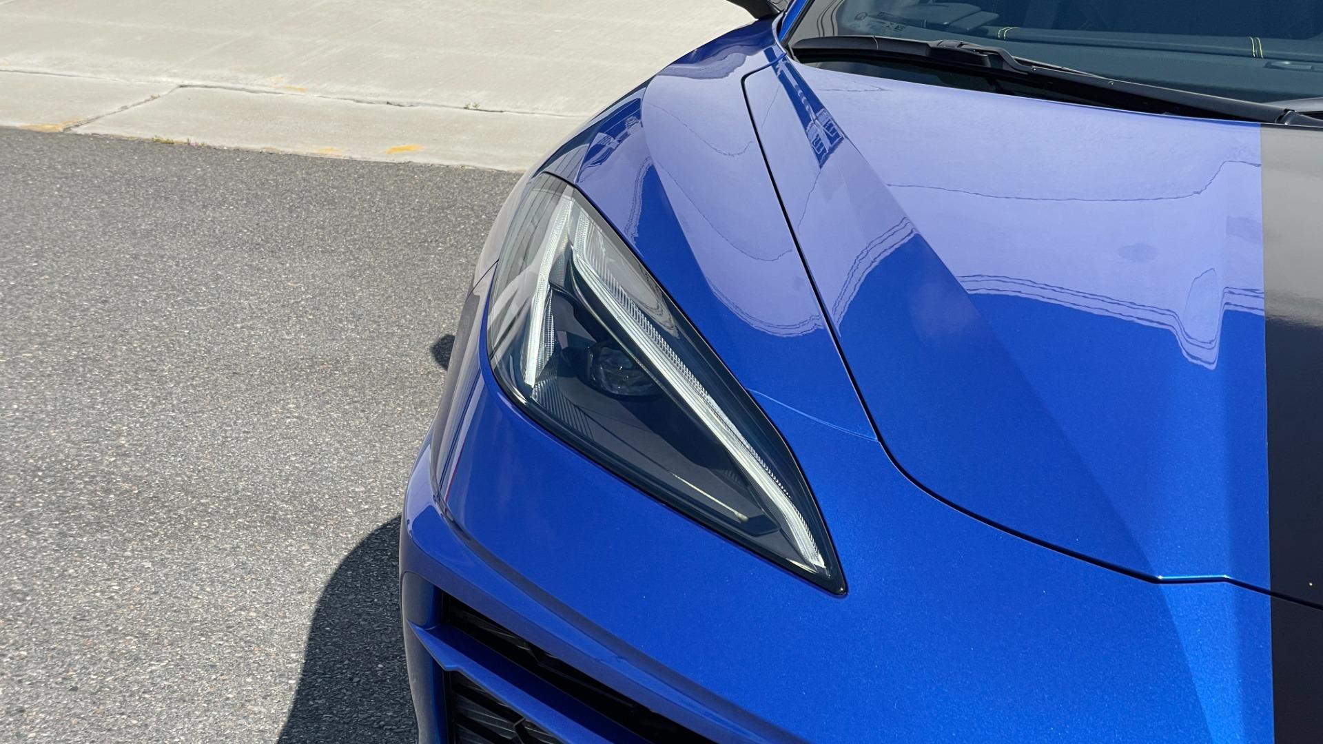 Used 2021 Chevrolet CORVETTE STINGRAY 3LT COUPE / 8-SPD / PERF PKG / NAV / BOSE / REARVIEW for sale $110,995 at Formula Imports in Charlotte NC 28227 19