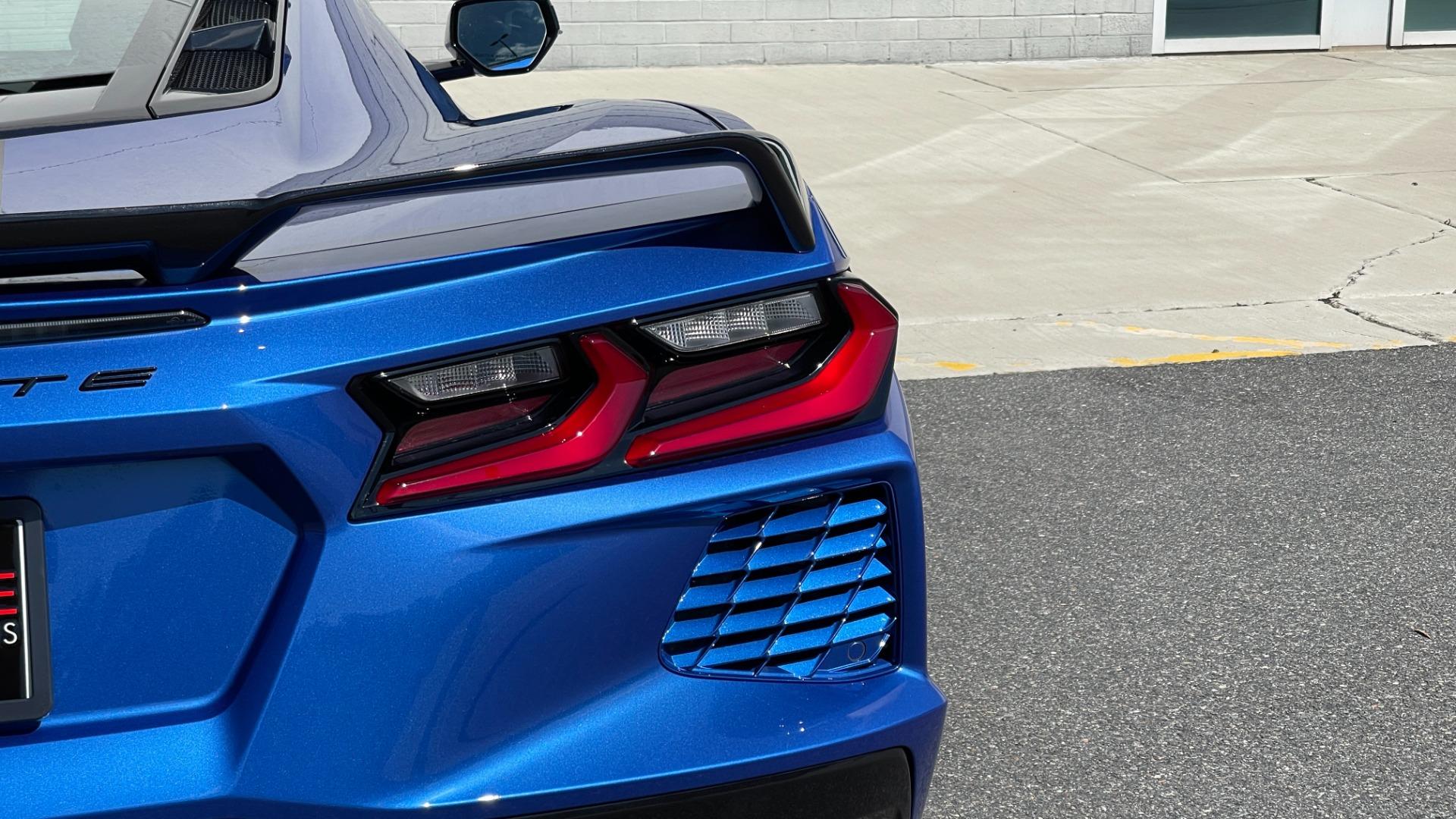 Used 2021 Chevrolet CORVETTE STINGRAY 3LT COUPE / 8-SPD / PERF PKG / NAV / BOSE / REARVIEW for sale $110,995 at Formula Imports in Charlotte NC 28227 25