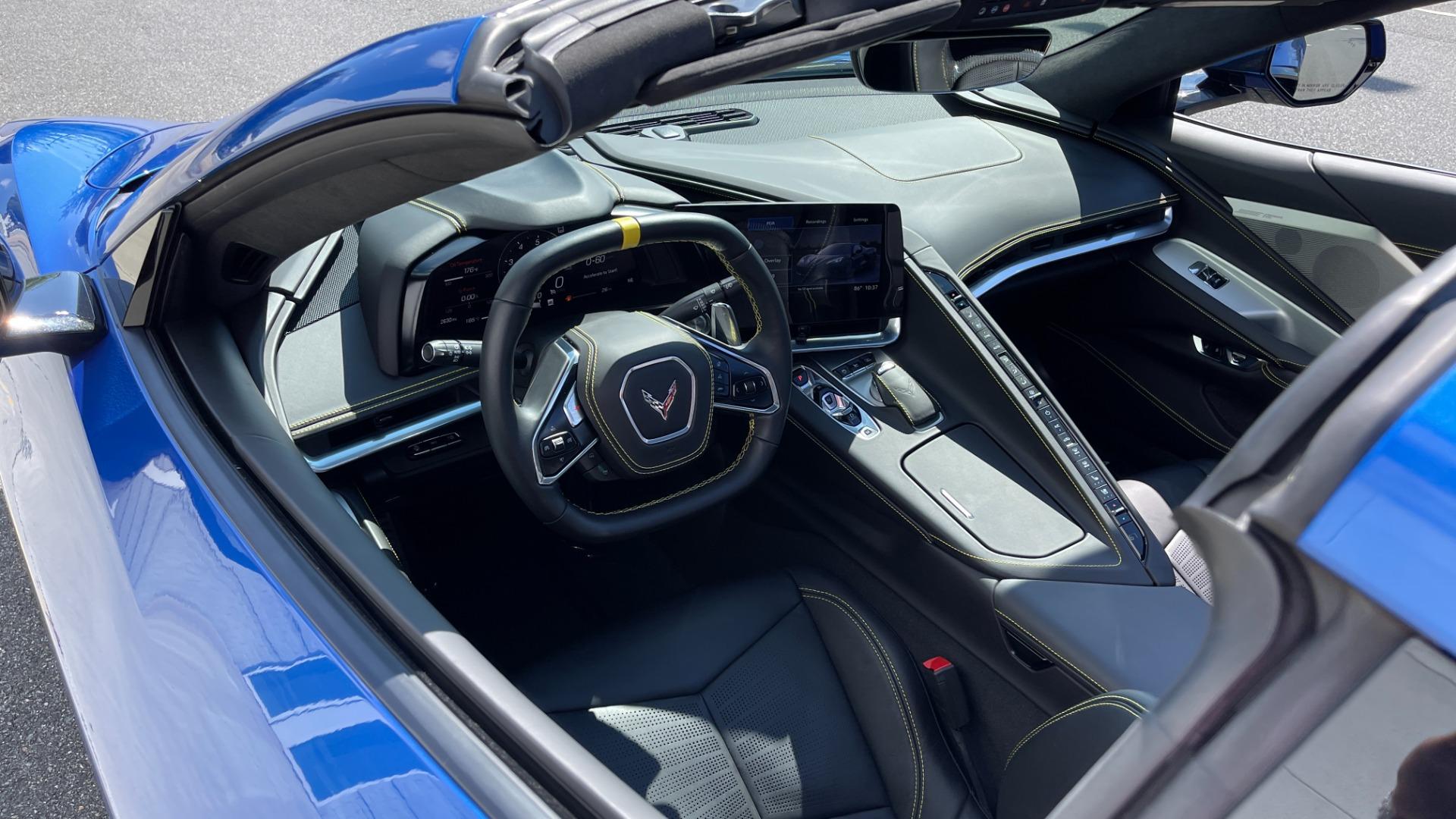 Used 2021 Chevrolet CORVETTE STINGRAY 3LT COUPE / 8-SPD / PERF PKG / NAV / BOSE / REARVIEW for sale $110,995 at Formula Imports in Charlotte NC 28227 47