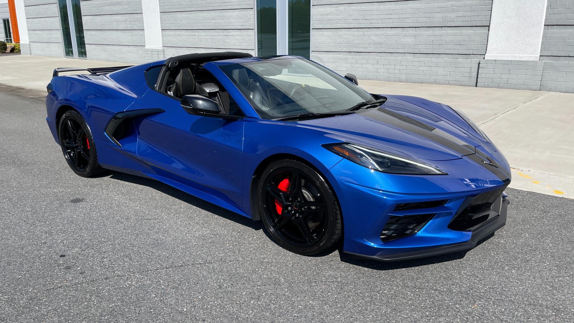 Used 2021 Chevrolet CORVETTE STINGRAY 3LT COUPE / 8-SPD / PERF PKG / NAV / BOSE / REARVIEW for sale $110,995 at Formula Imports in Charlotte NC 28227 48