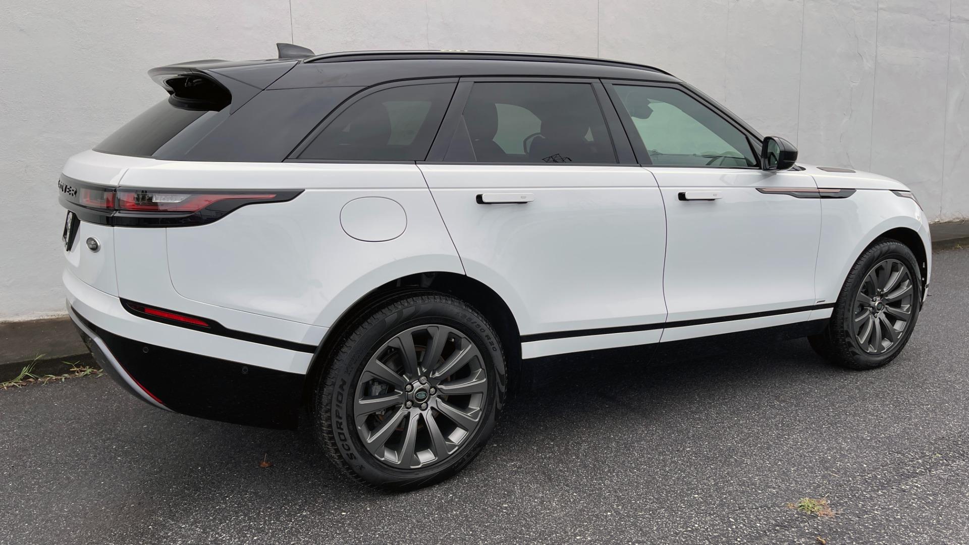 Used 2018 Land Rover RANGE ROVER VELAR R-DYNAMIC SE / NAV / PREM / MERIDIAN / SUNROOF / REARVIEW for sale $54,995 at Formula Imports in Charlotte NC 28227 6