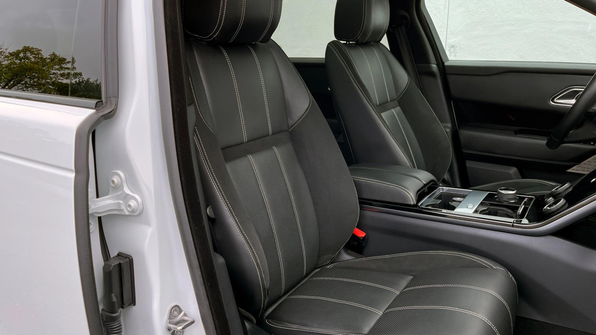 Used 2018 Land Rover RANGE ROVER VELAR R-DYNAMIC SE / NAV / PREM / MERIDIAN / SUNROOF / REARVIEW for sale $54,995 at Formula Imports in Charlotte NC 28227 64