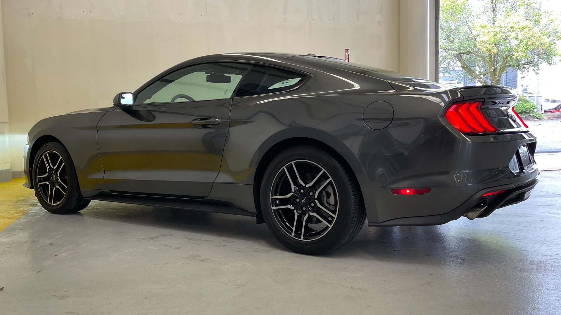 Used 2019 Ford MUSTANG ECOBOOST 2.3L / 10-SPD AUTO / SYNC3 8INCH SCREEN / TRACK APPS / REARVIEW for sale $31,795 at Formula Imports in Charlotte NC 28227 10
