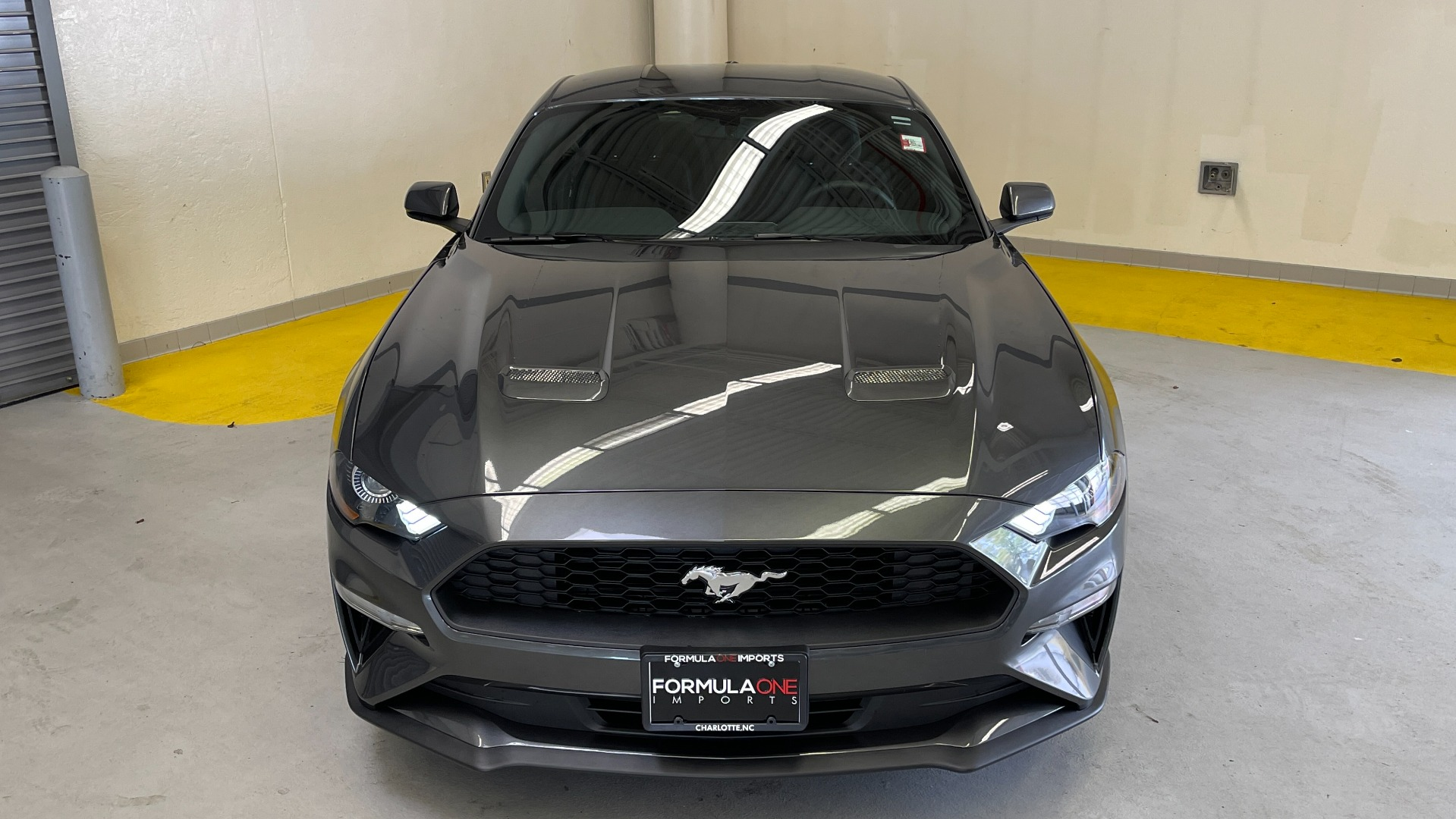 Used 2019 Ford MUSTANG ECOBOOST 2.3L / 10-SPD AUTO / SYNC3 8INCH SCREEN / TRACK APPS / REARVIEW for sale $31,795 at Formula Imports in Charlotte NC 28227 14
