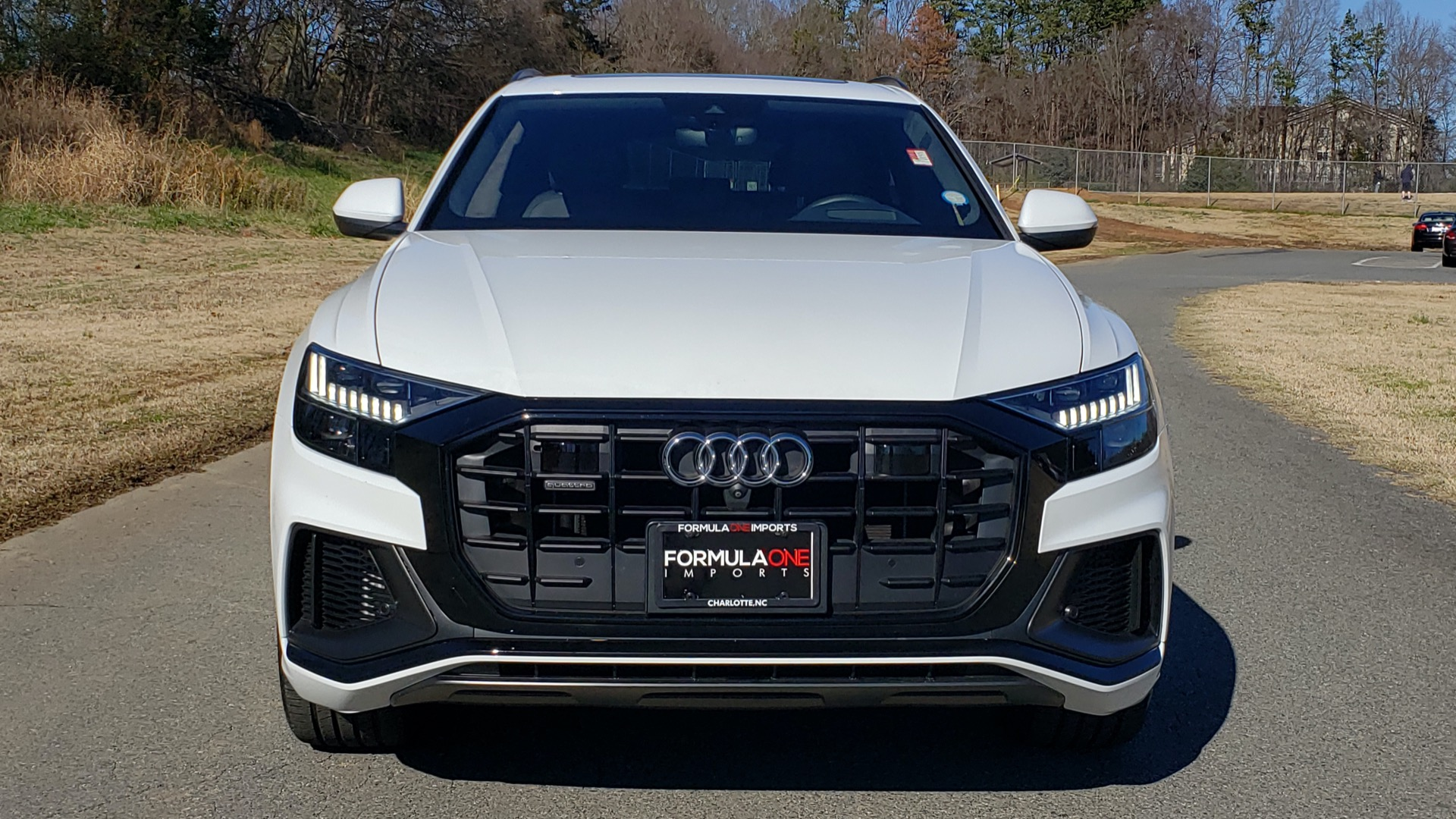 Used 2019 Audi Q8 PRESTIGE S-LINE / LUX PKG / ADAPT CHASSIS / YEAR ONE / CLD WTHR for sale Sold at Formula Imports in Charlotte NC 28227 24