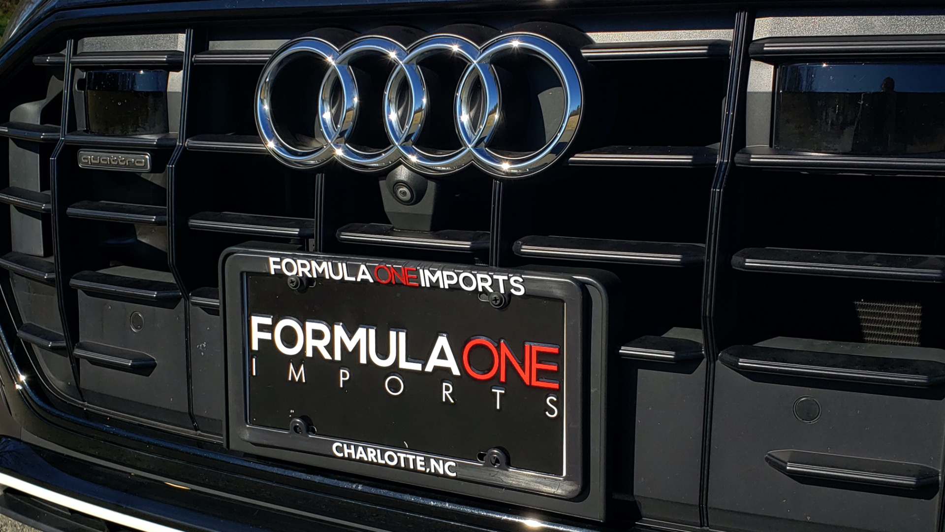 Used 2019 Audi Q8 PRESTIGE S-LINE / LUX PKG / ADAPT CHASSIS / YEAR ONE / CLD WTHR for sale Sold at Formula Imports in Charlotte NC 28227 27