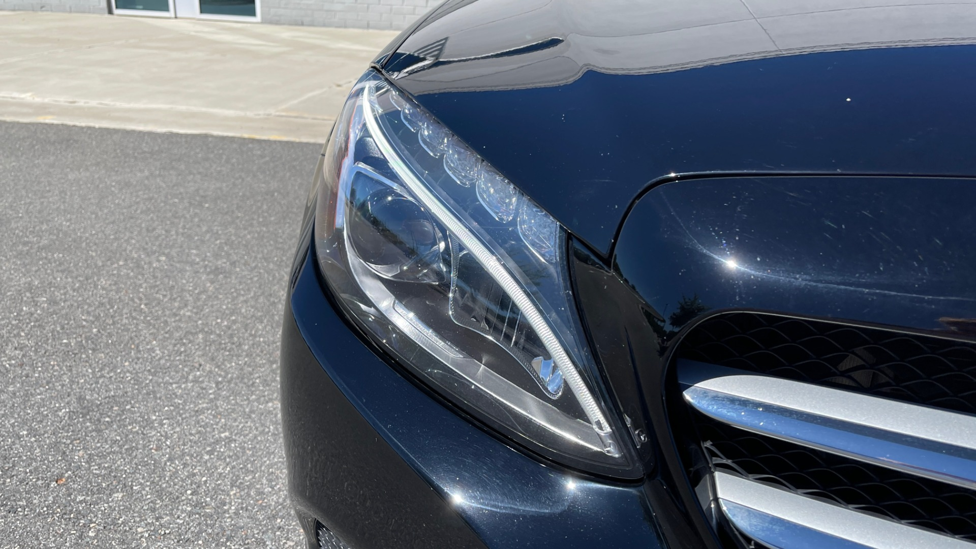 Used 2018 Mercedes-Benz C-CLASS C 300 PREMIUM / APPLE CARPLAY / SUNROOF / REARVIEW for sale $31,995 at Formula Imports in Charlotte NC 28227 11